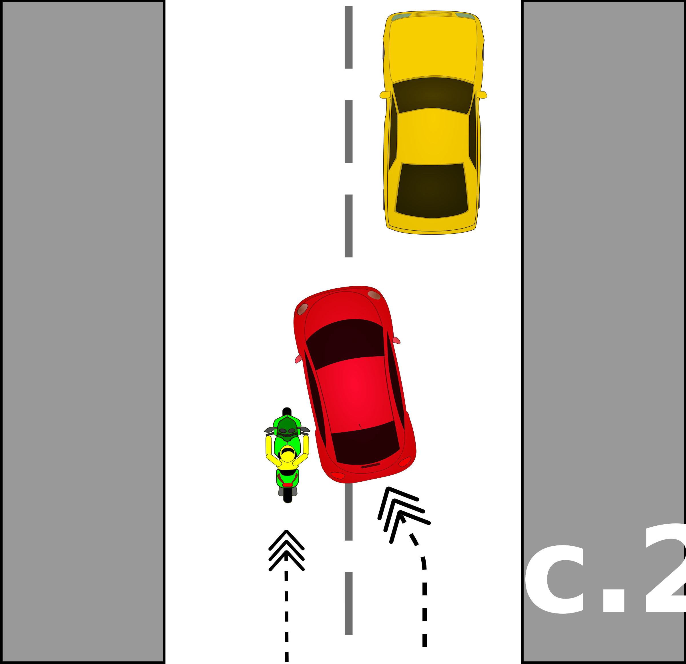 traffic accident pictograms c.2 by Gusta