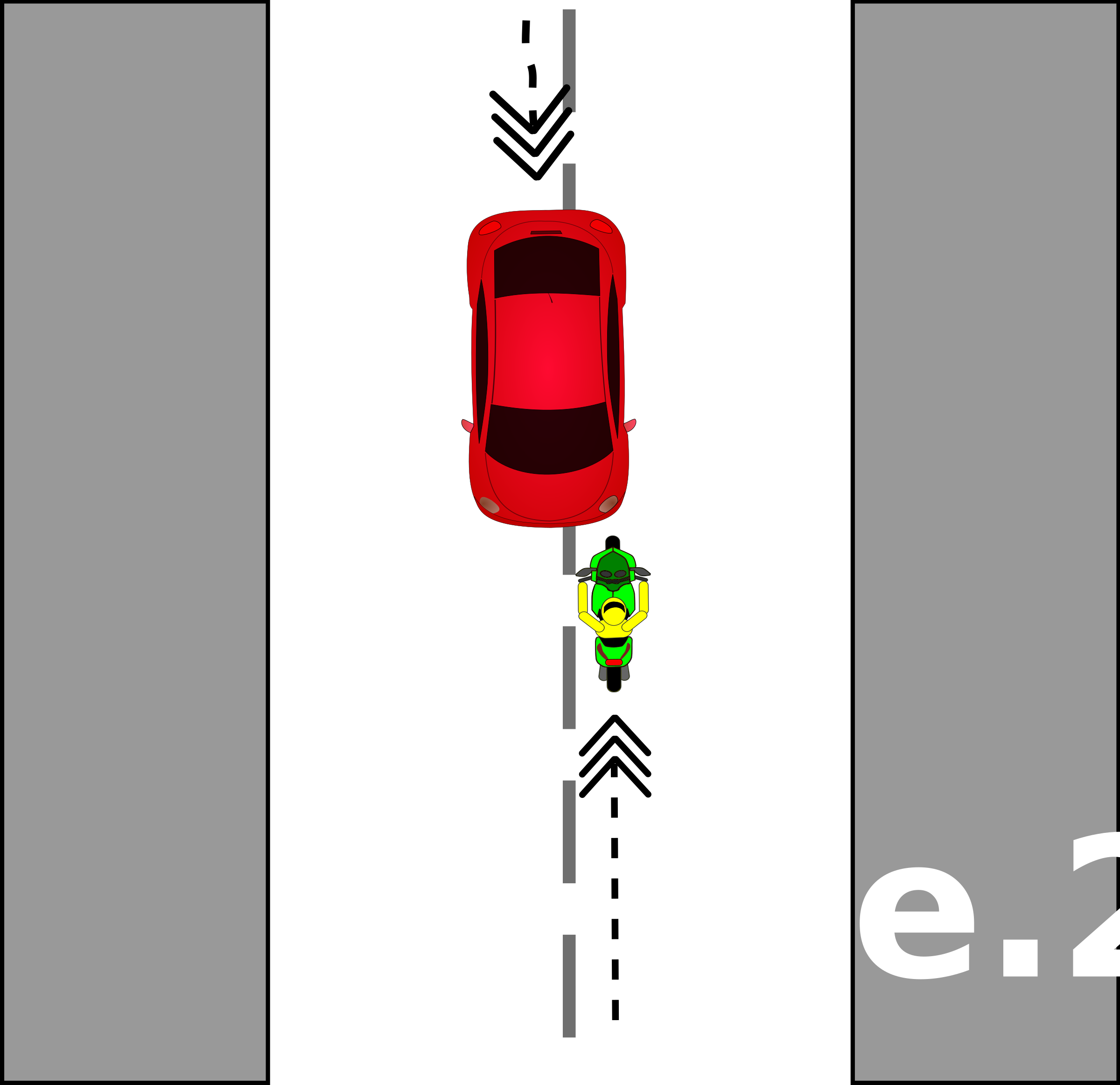traffic accident pictograms e.2 by Gusta