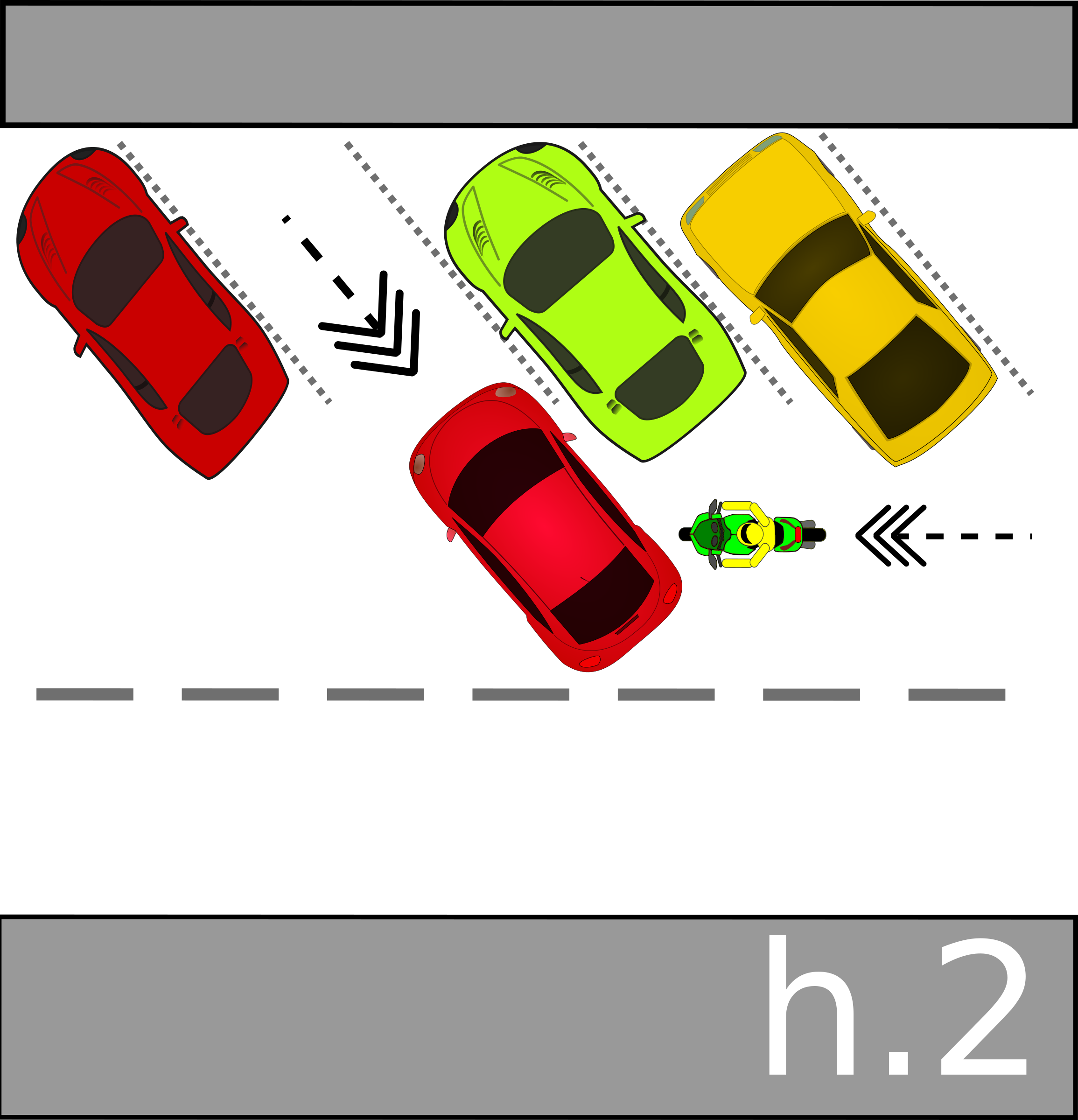 traffic accident pictograms h.2 by Gusta