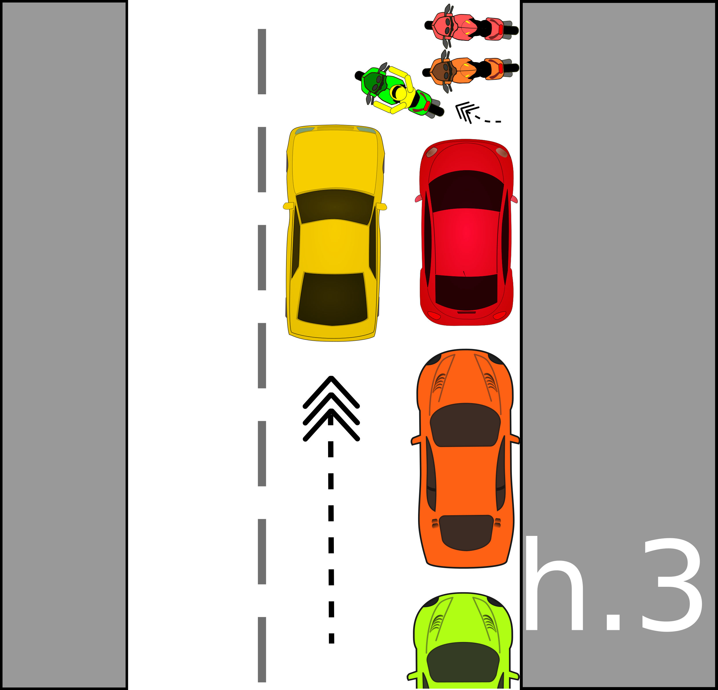 traffic accident pictograms h.3 by Gusta