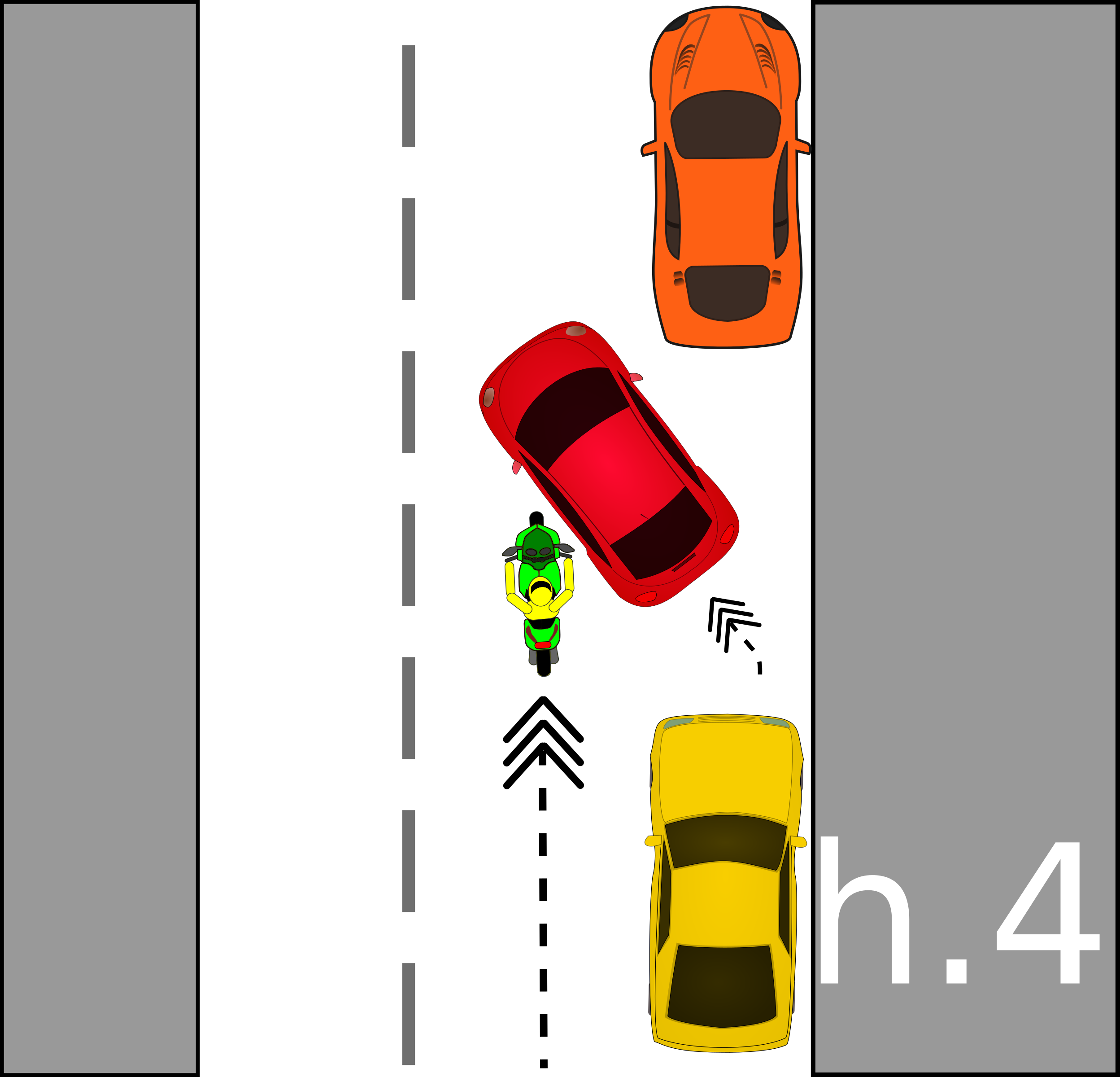 traffic accident pictograms h.4 by Gusta