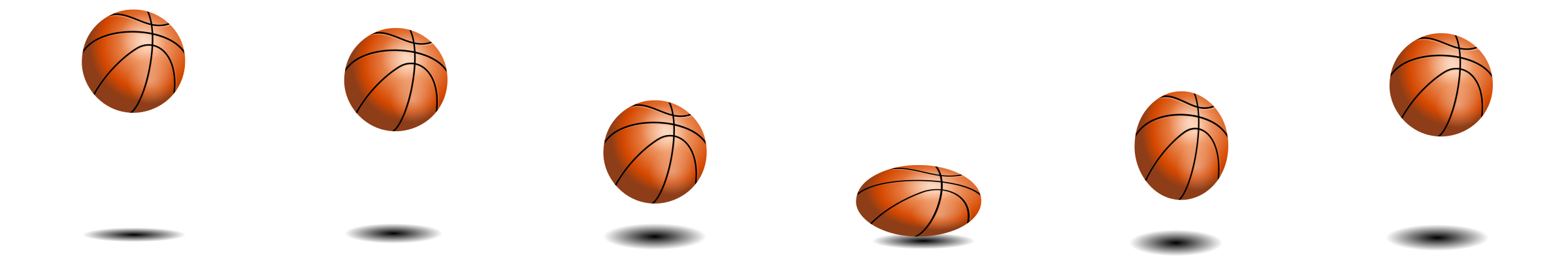 Basketball-css-spritesheet by yamachem