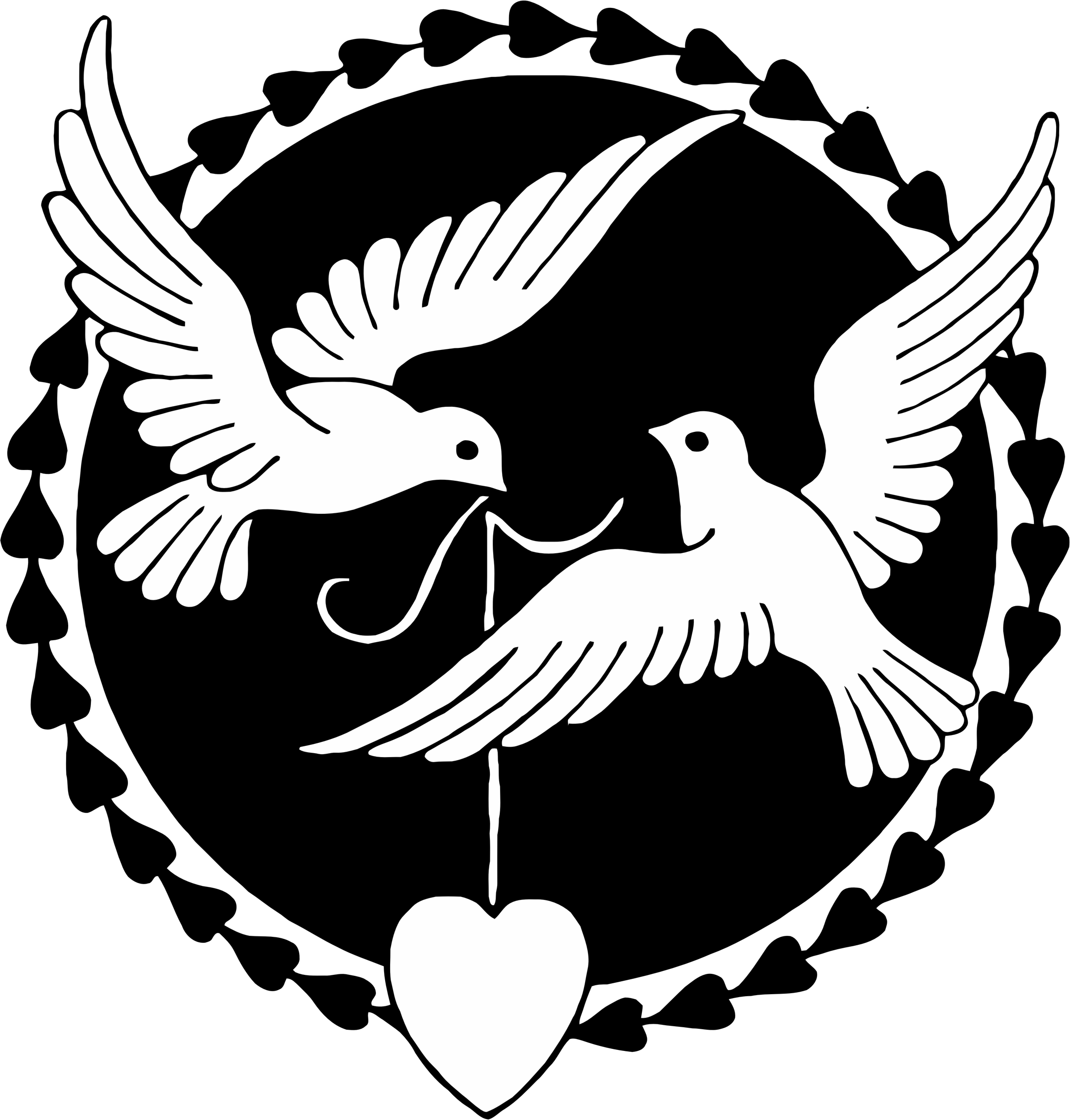 Love Doves by GDJ