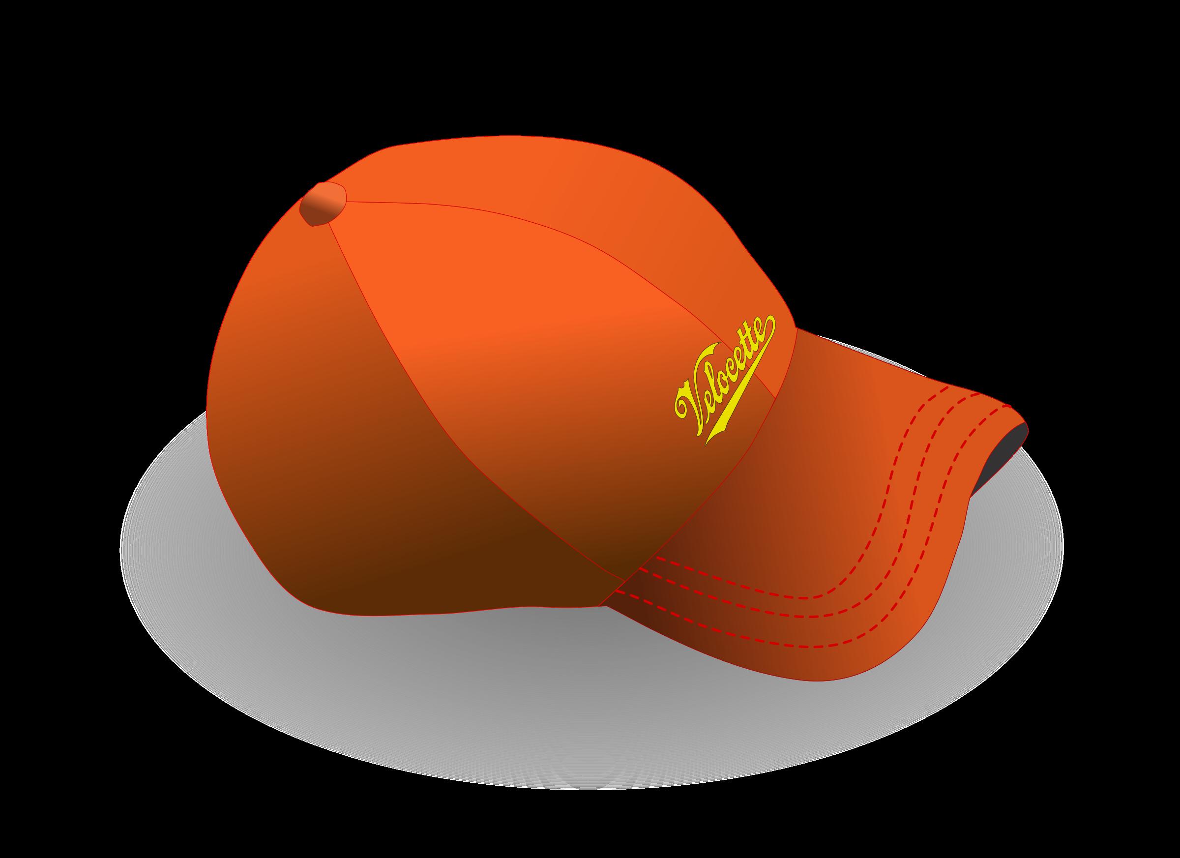 Clipart - Baseball cap