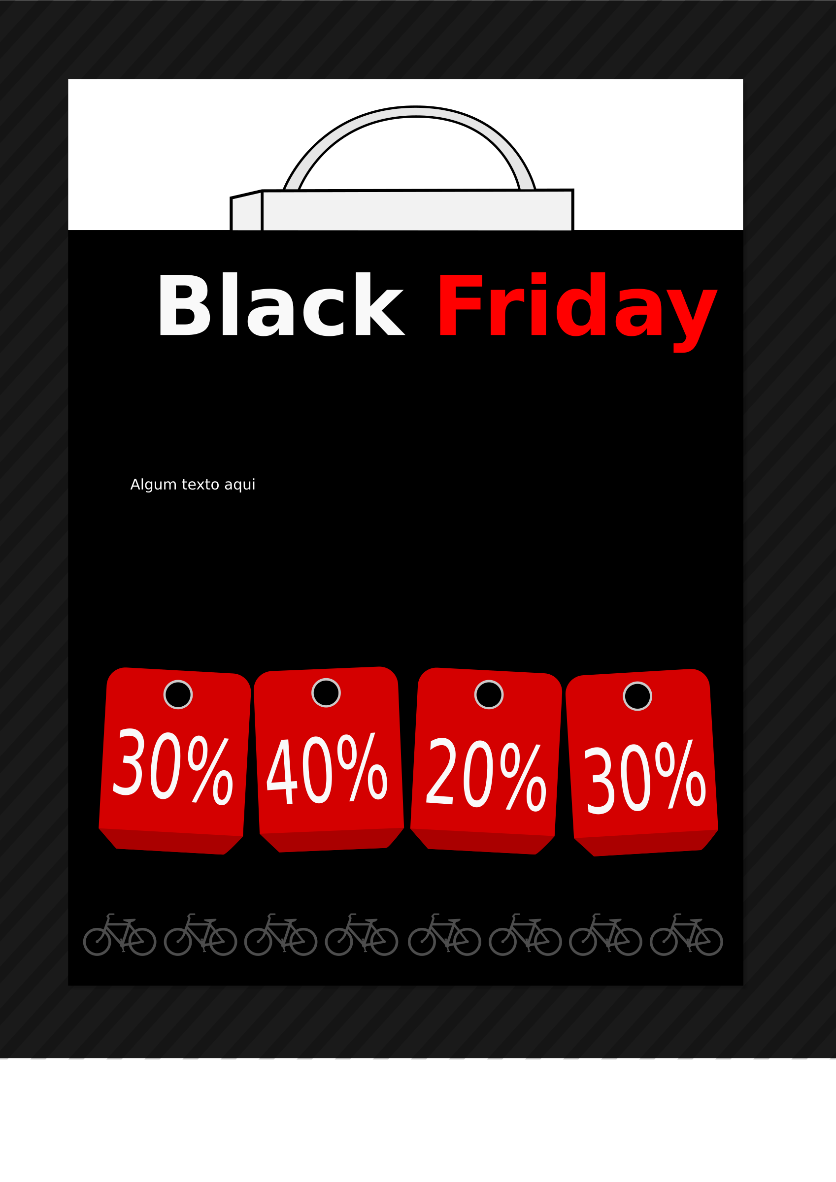 Black Friday Template - Banner by eduardunix