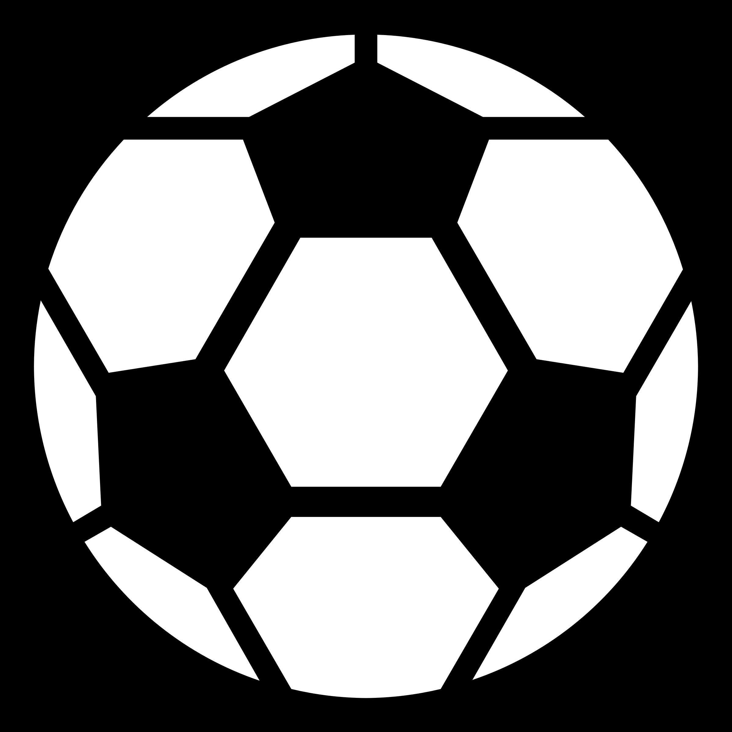 clipart soccer ball rh openclipart org soccer ball pictures clip art soccer ball clipart transparent background