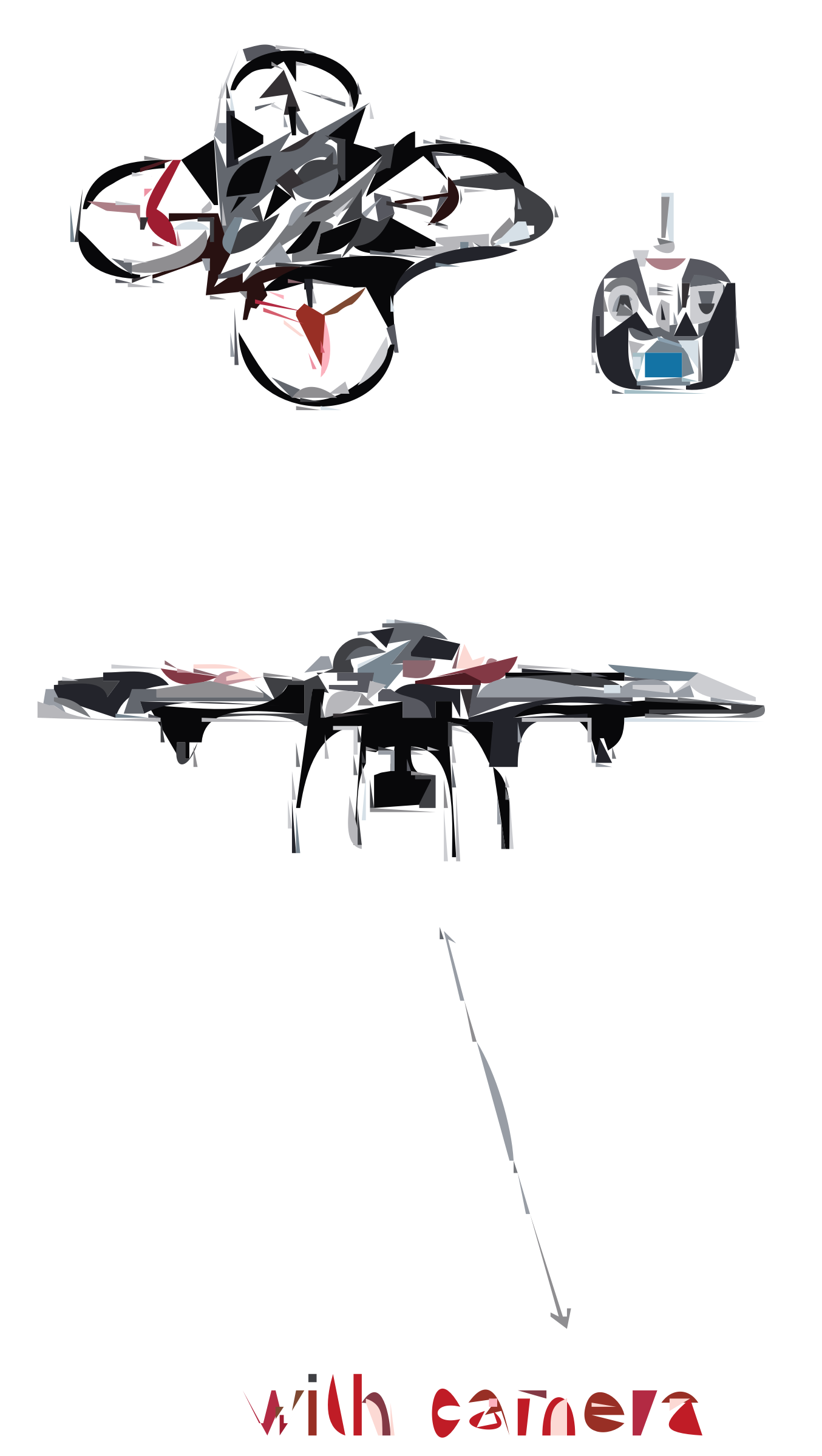 High quality RC Drone by upxxycidlkh