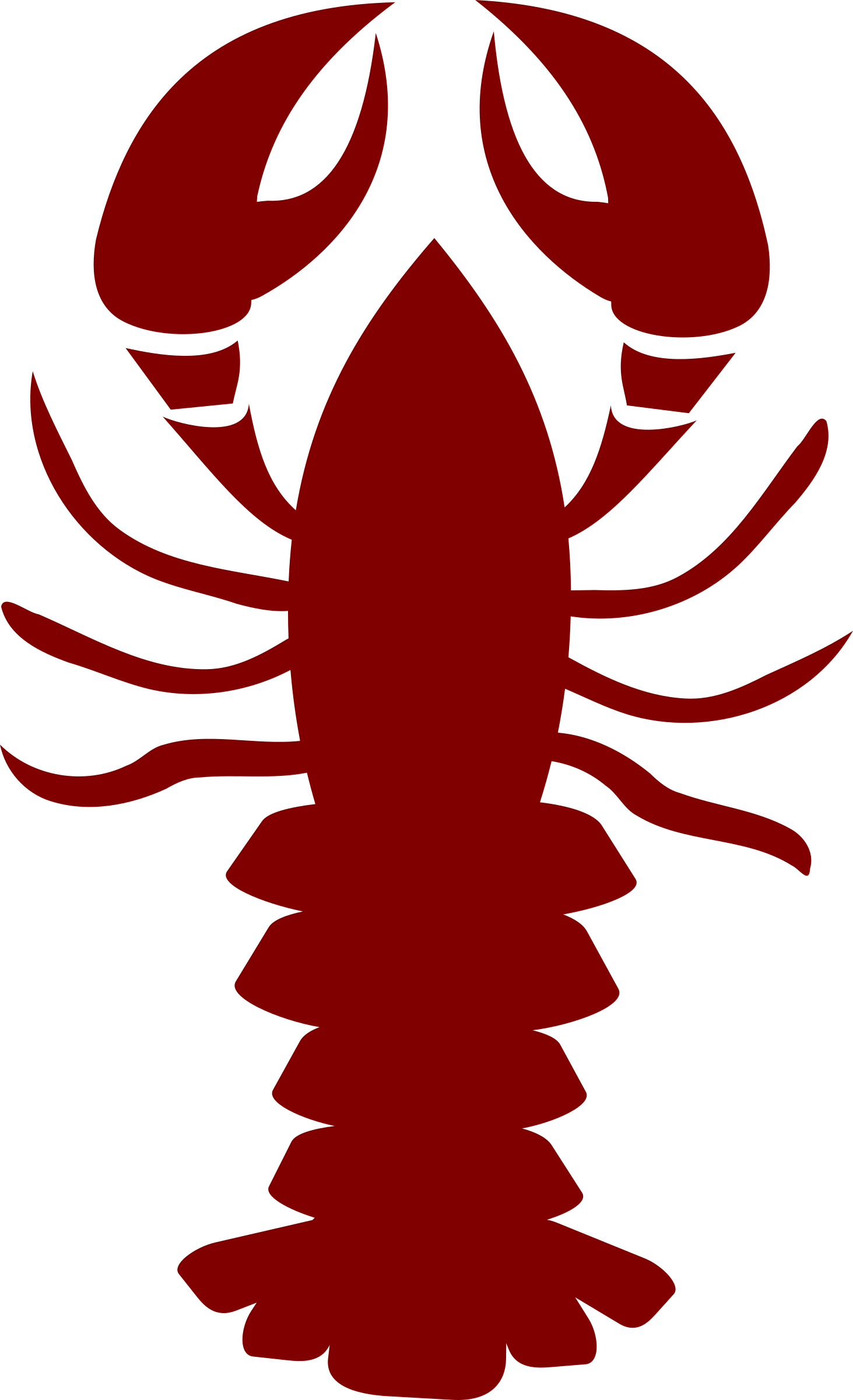 Lobster (stylised) by Jotam