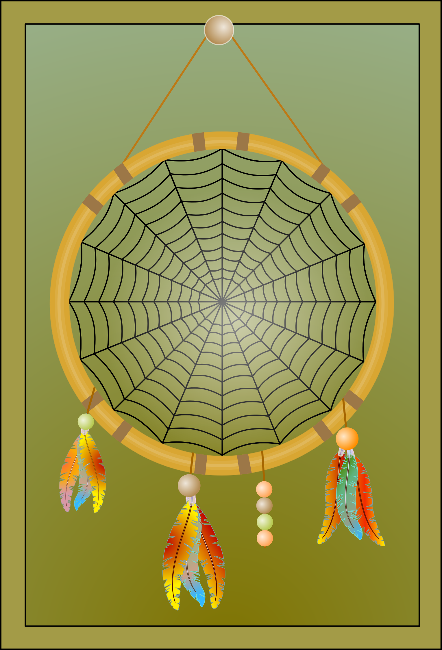 Dreamcatcher - webed by Greg.M