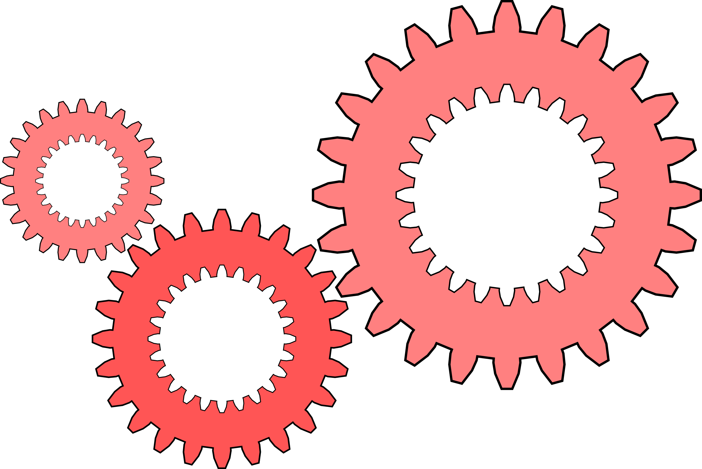 gears by arking