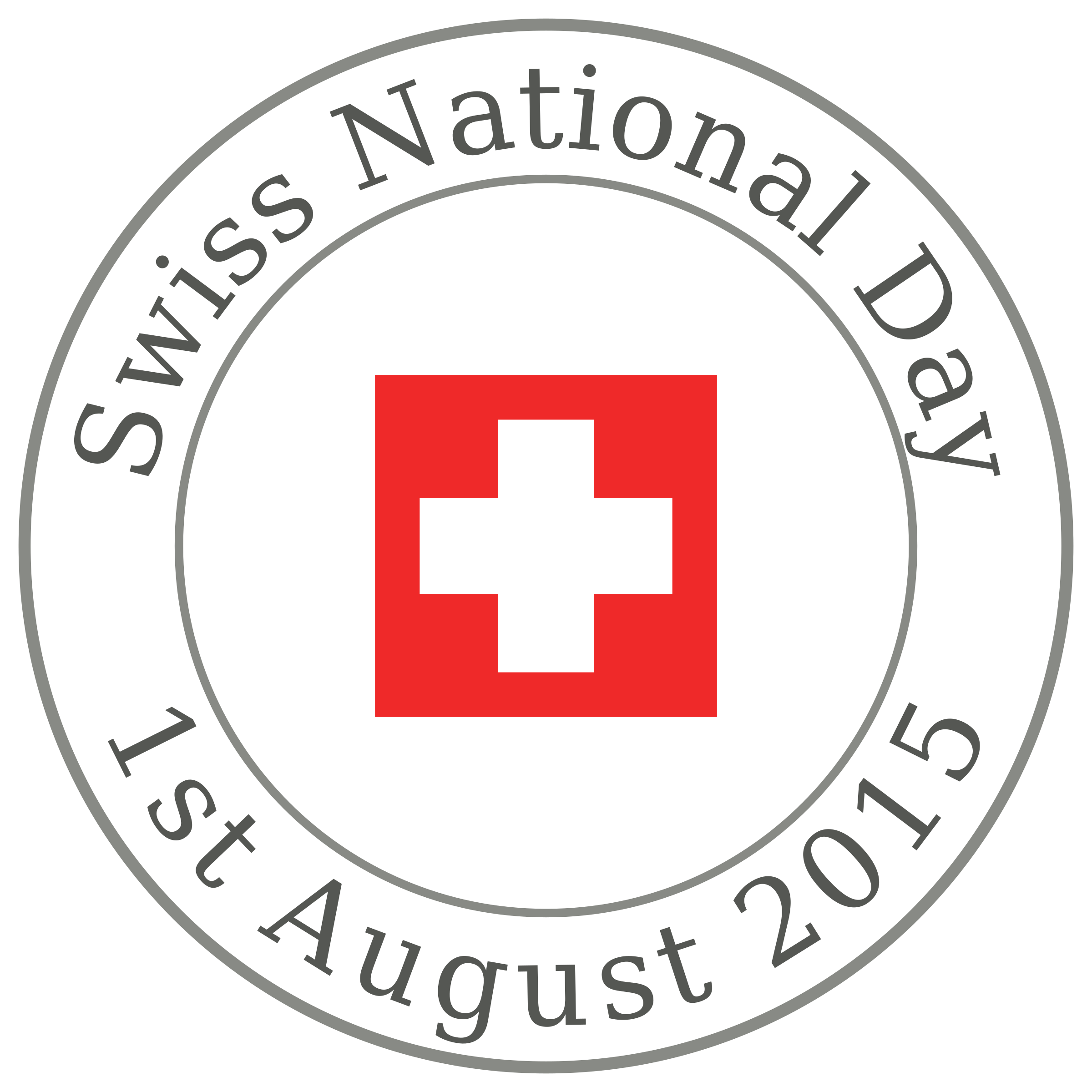 Swiss National Day (Cleaned Up) by GDJ