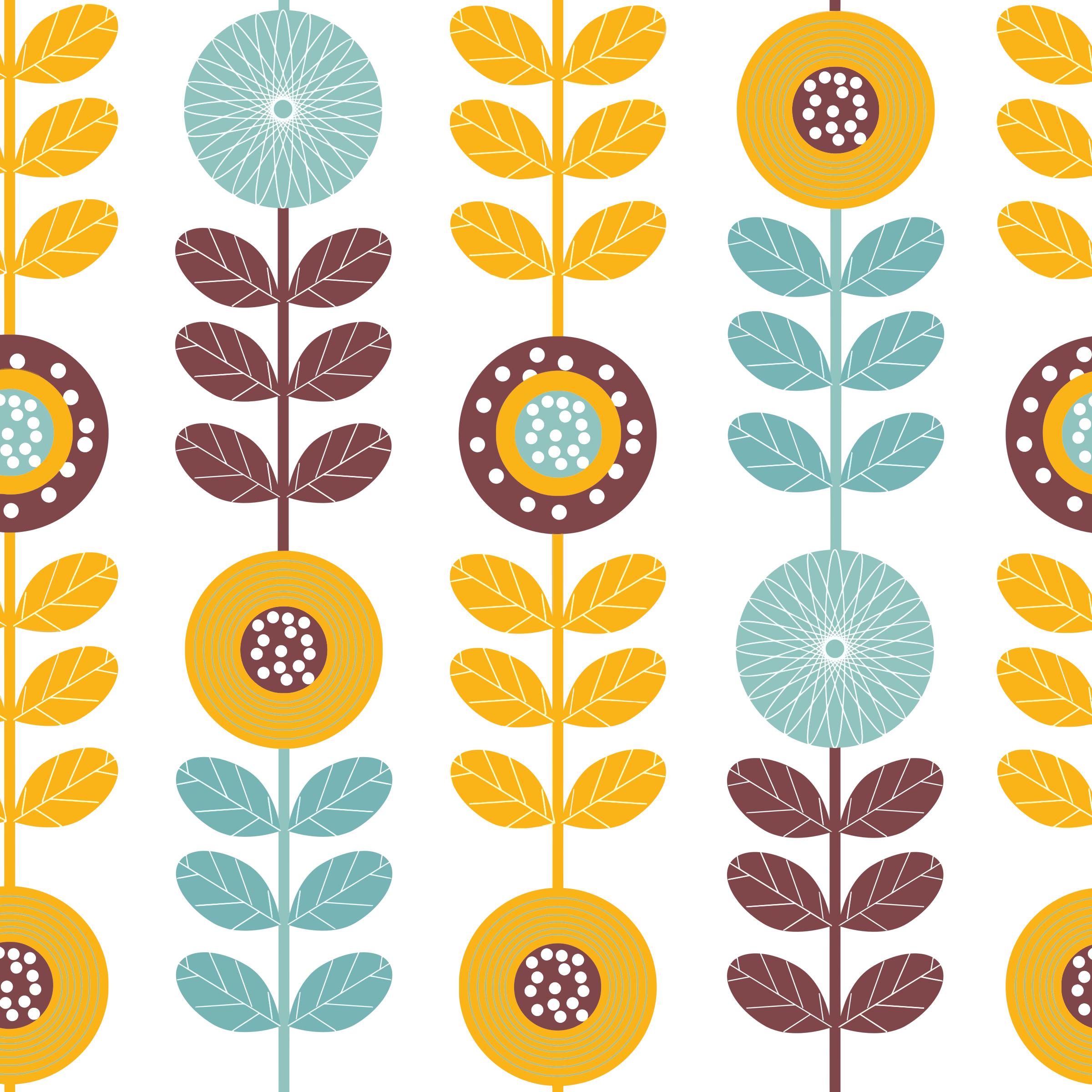 colorful floral background patterns - photo #31