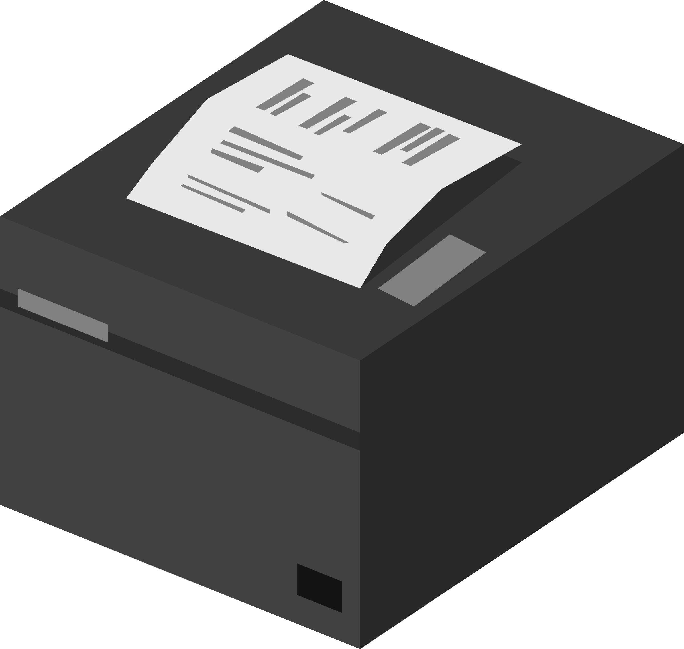 Thermal Printer by qubodup