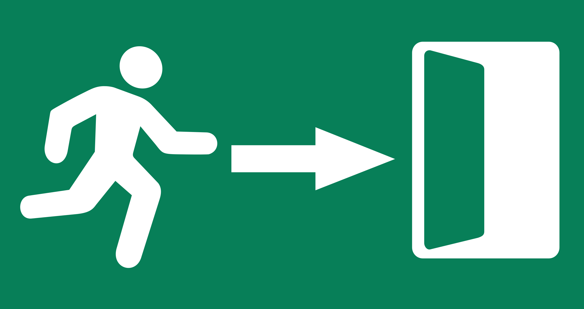 clipart exit sign Exit Sign Clip Art Black and White Exit Sign Clip Art Black and White