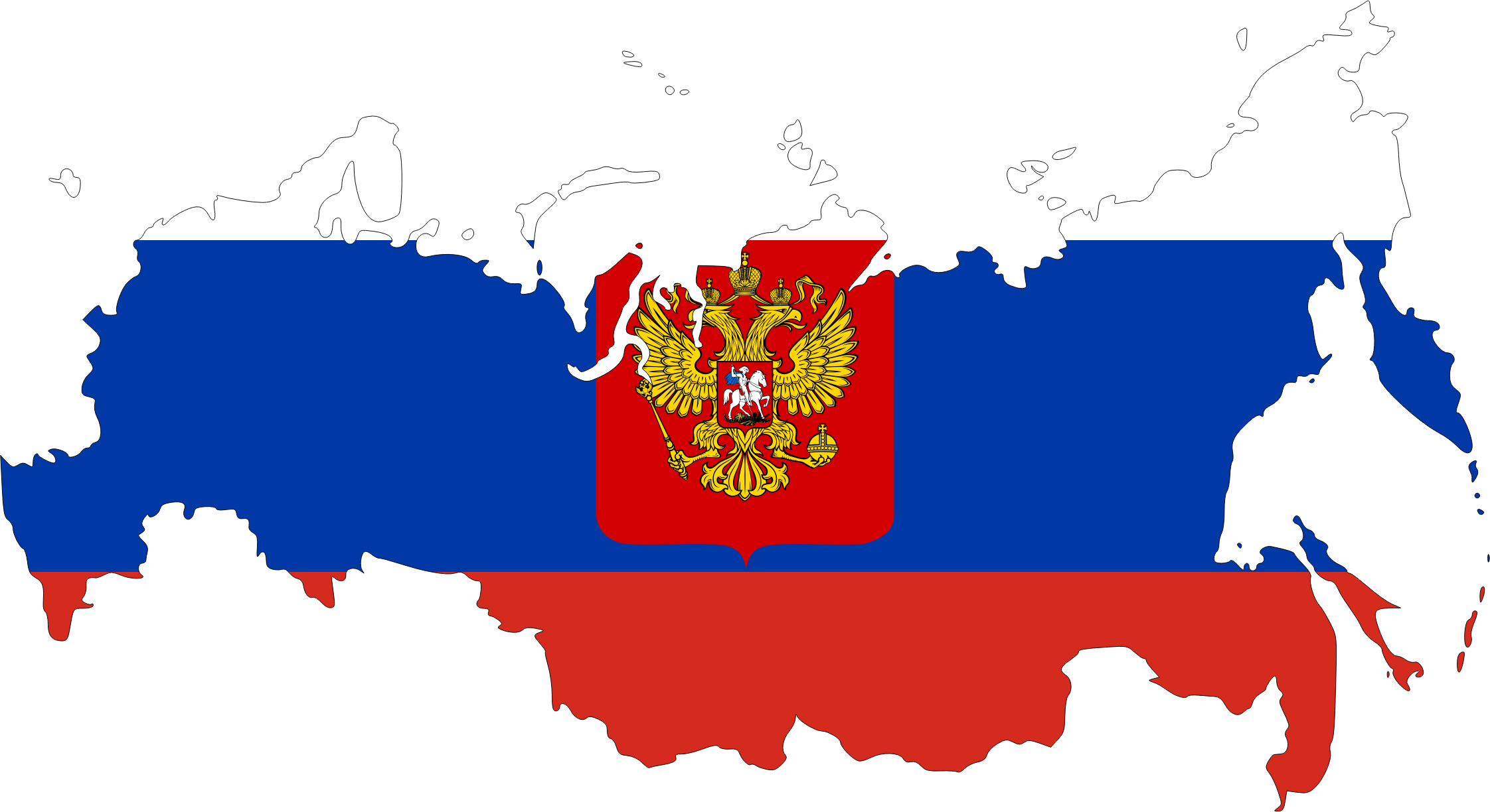 Russia Flags Maps Russian 41