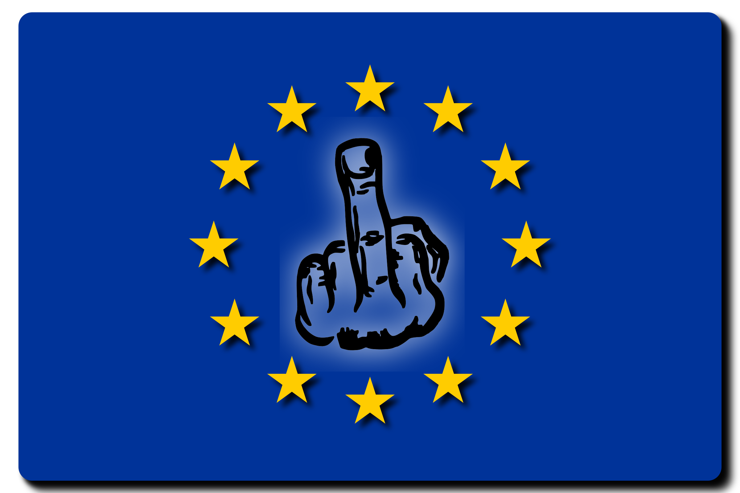 fuck the eu by worker