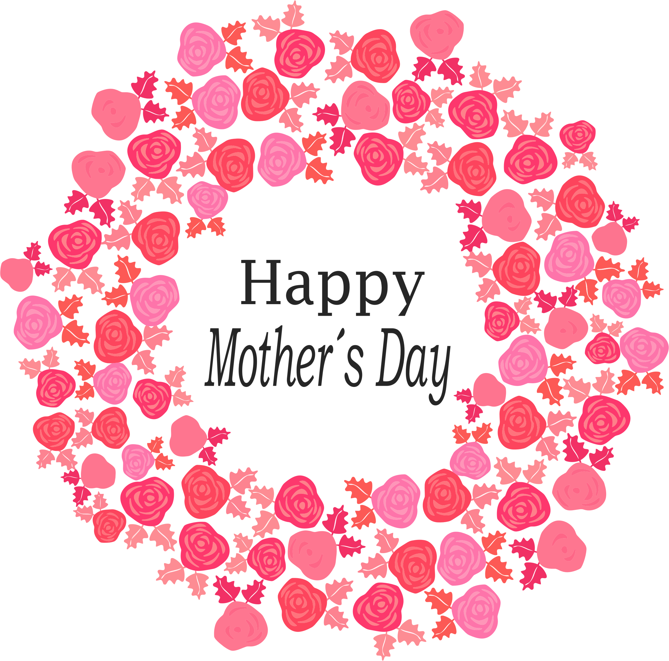 Happy Mothers Day Bouquet Of Flowers by GDJ