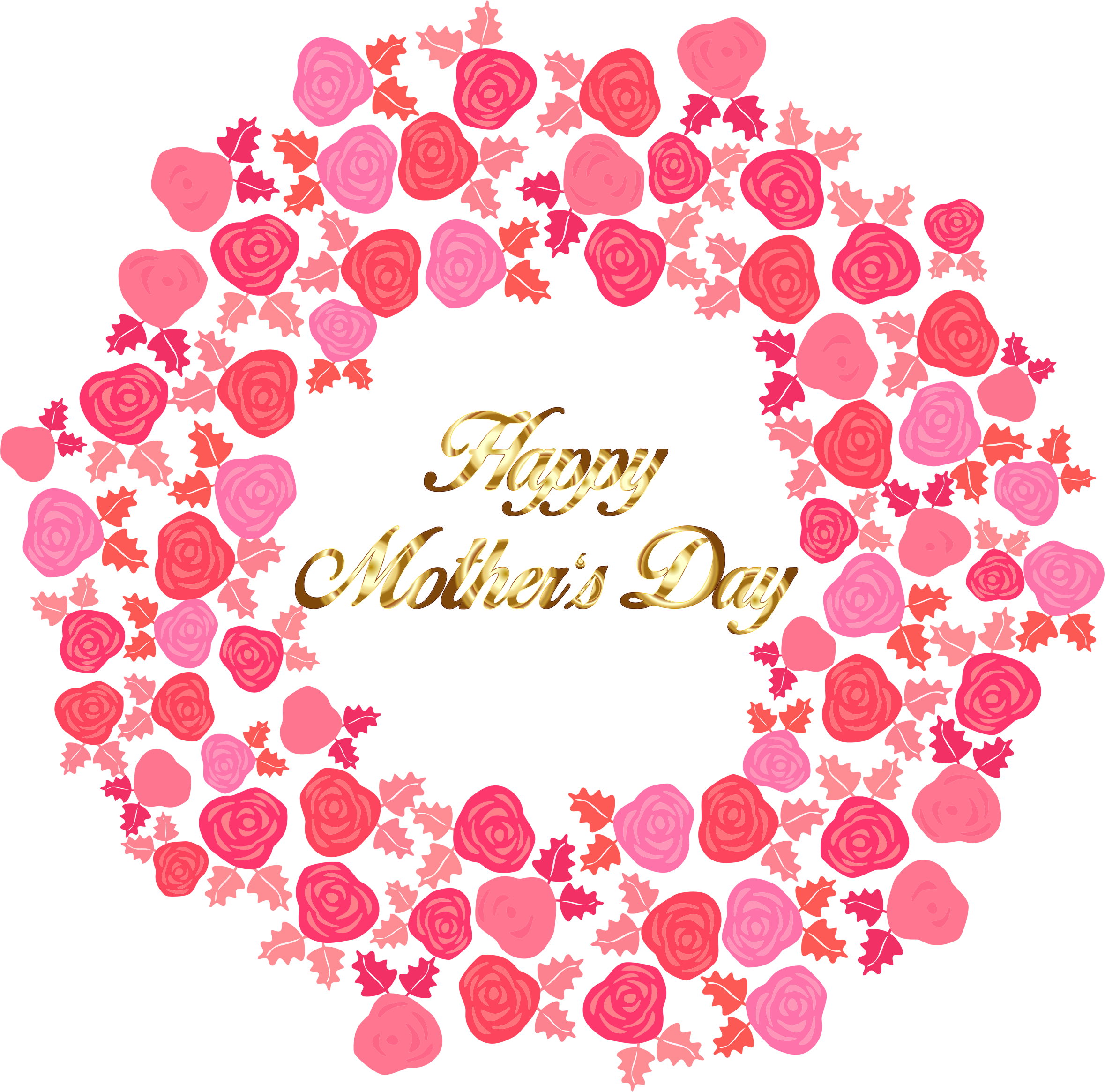 Happy Mothers Day Bouquet Of Flowers 2 by GDJ