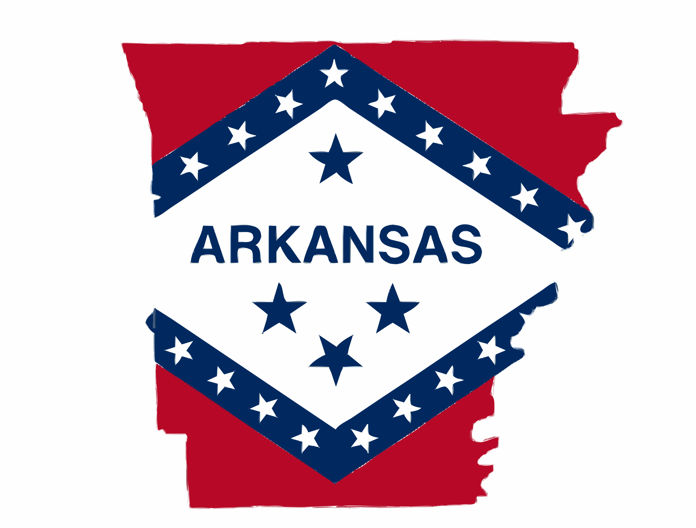 Arkansas by Arohletter1