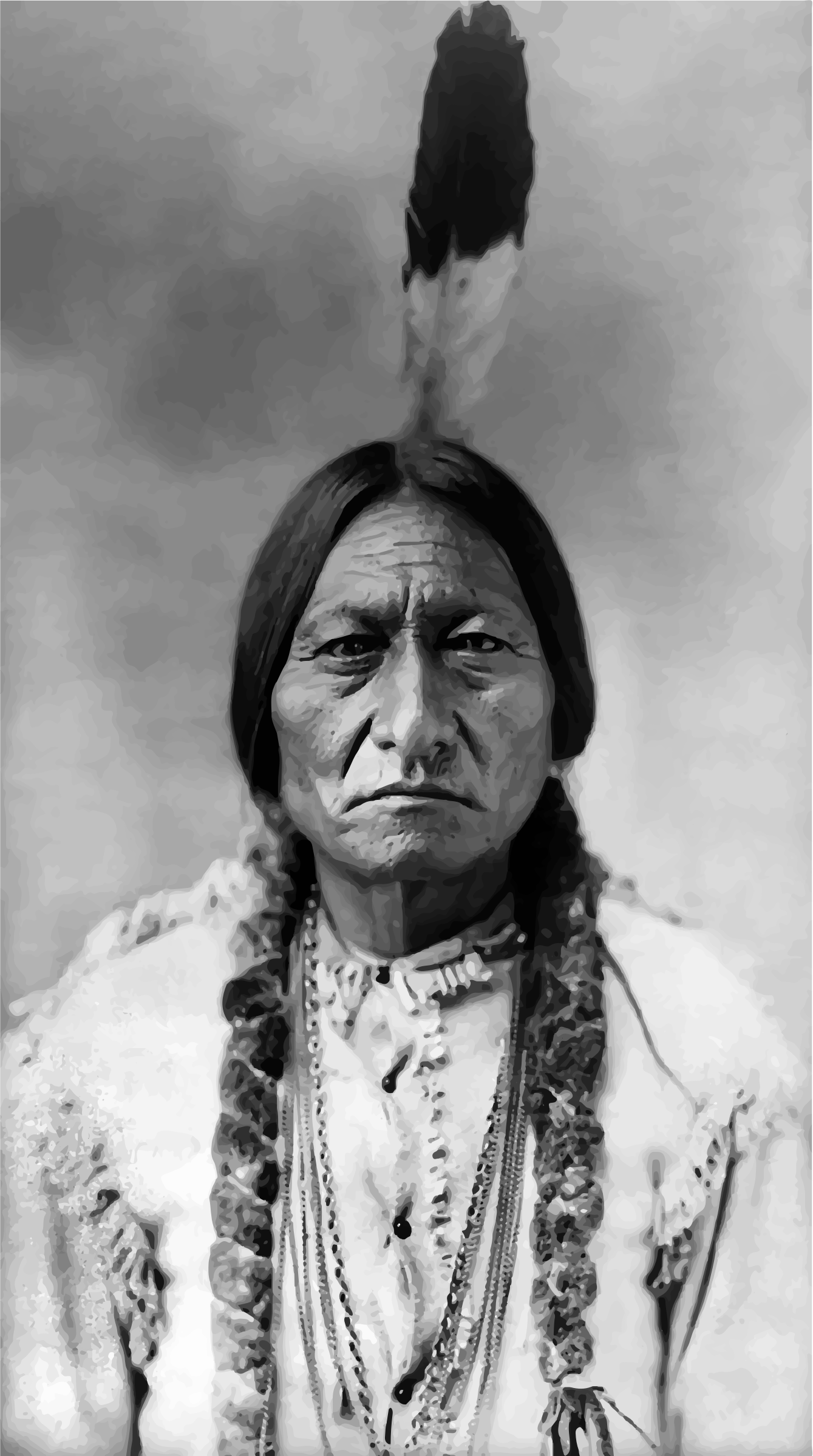 Chief Sitting Bull by GDJ