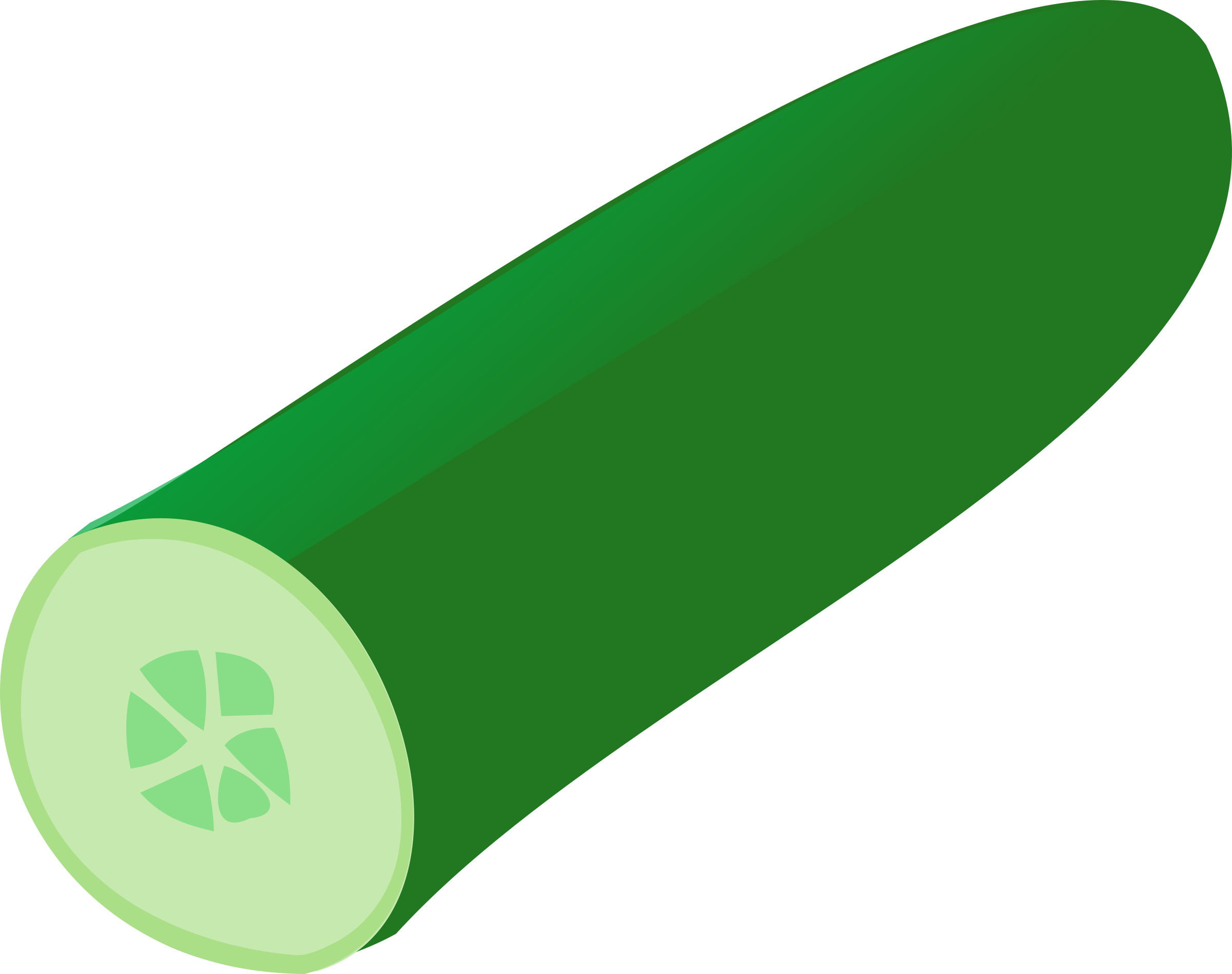 Cucumber by arking