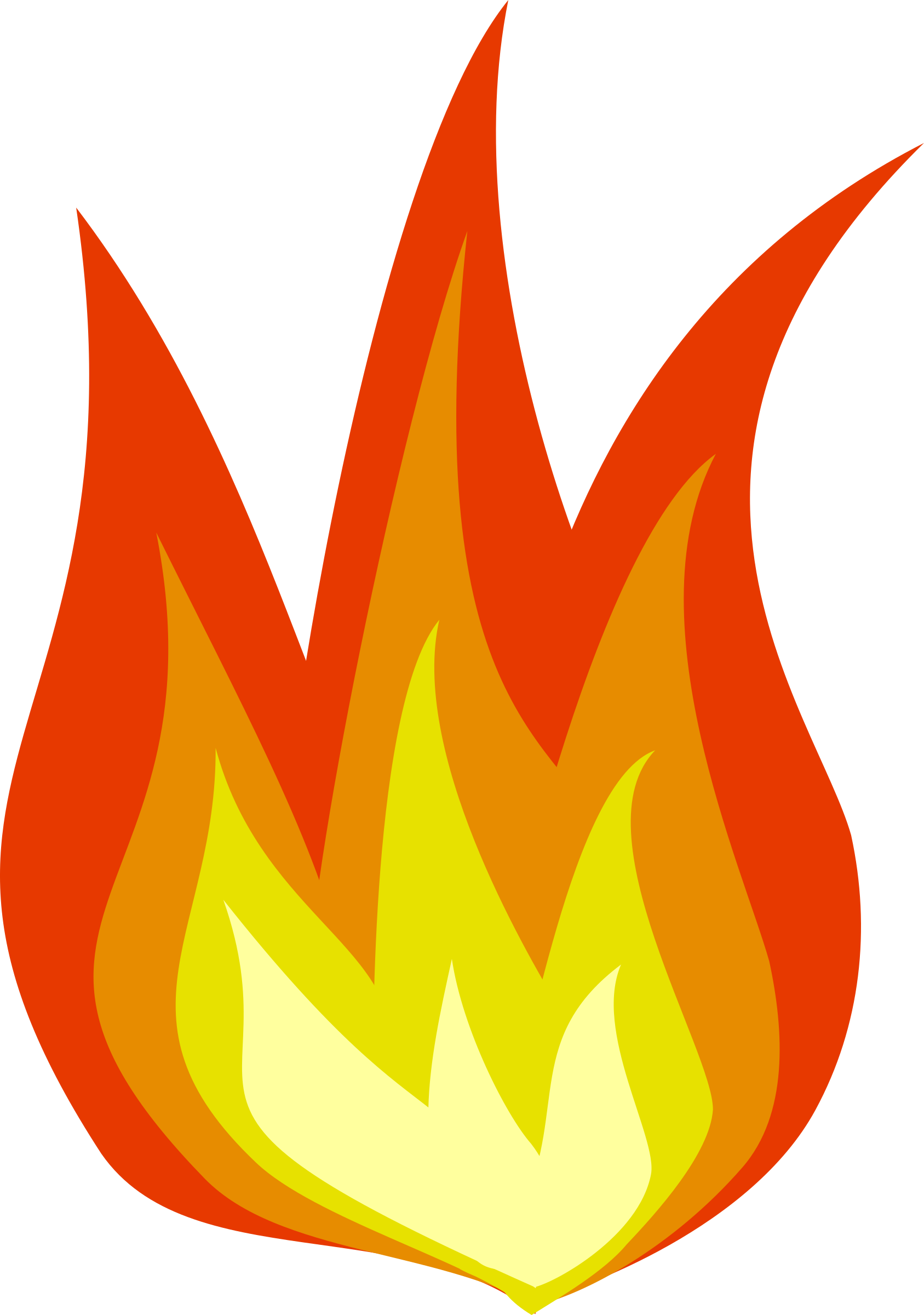 Fire Icon by zeimusu
