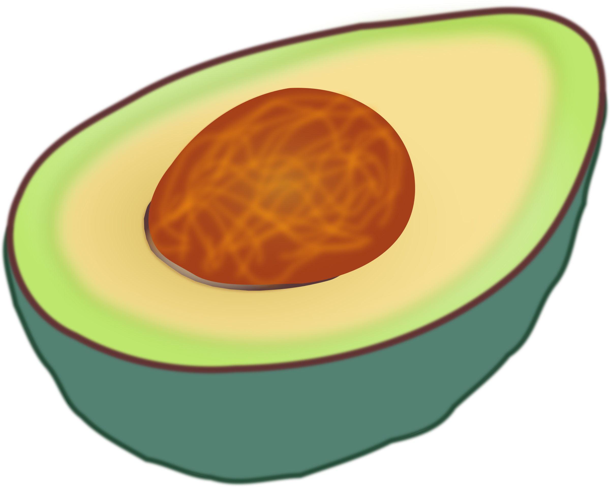 Avocado by laobc