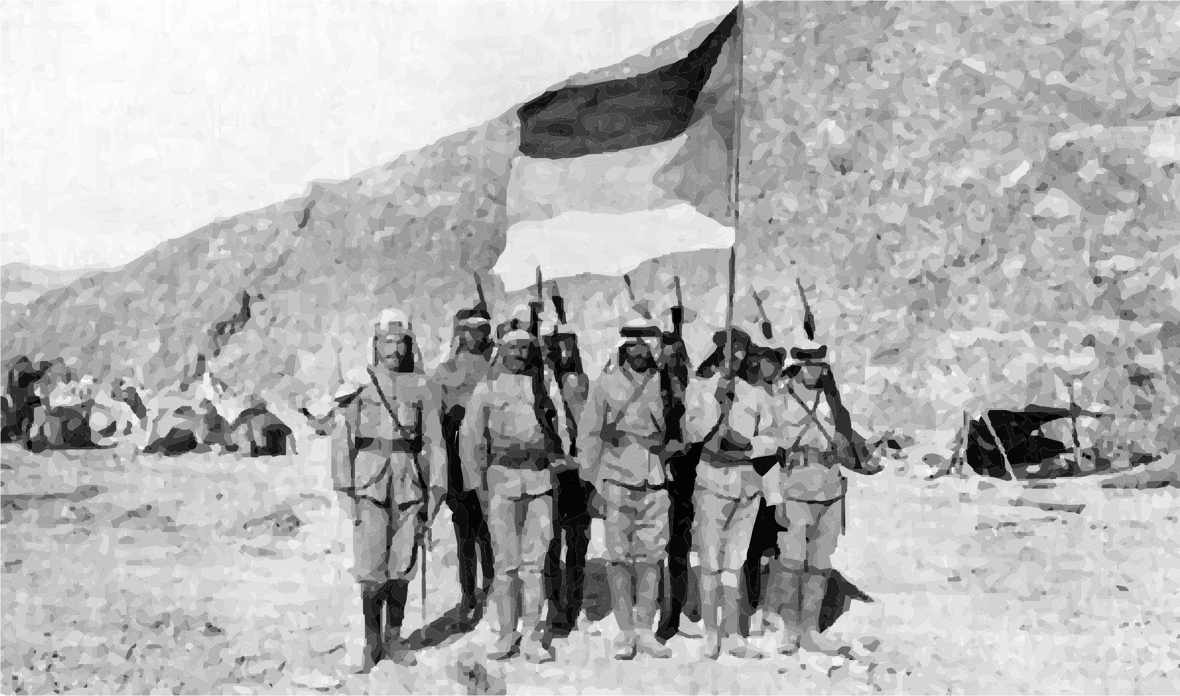 Arab Revolt 1916 by GDJ