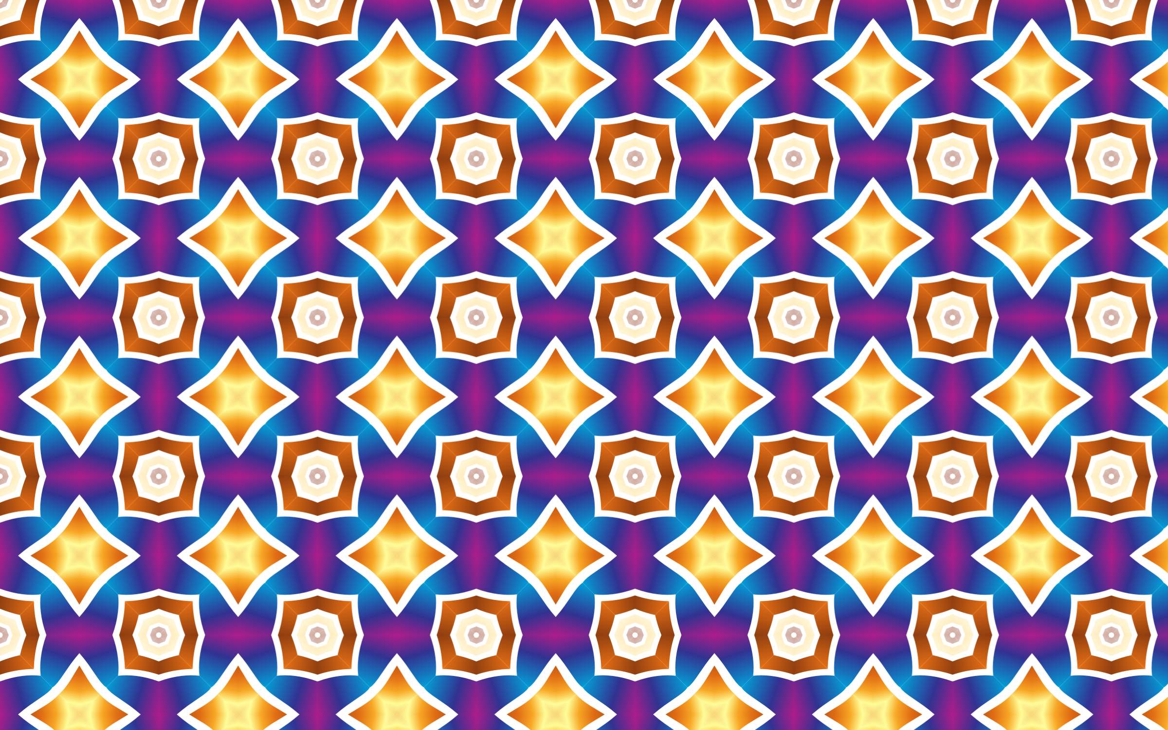 Seamless Pattern 12 by GDJ