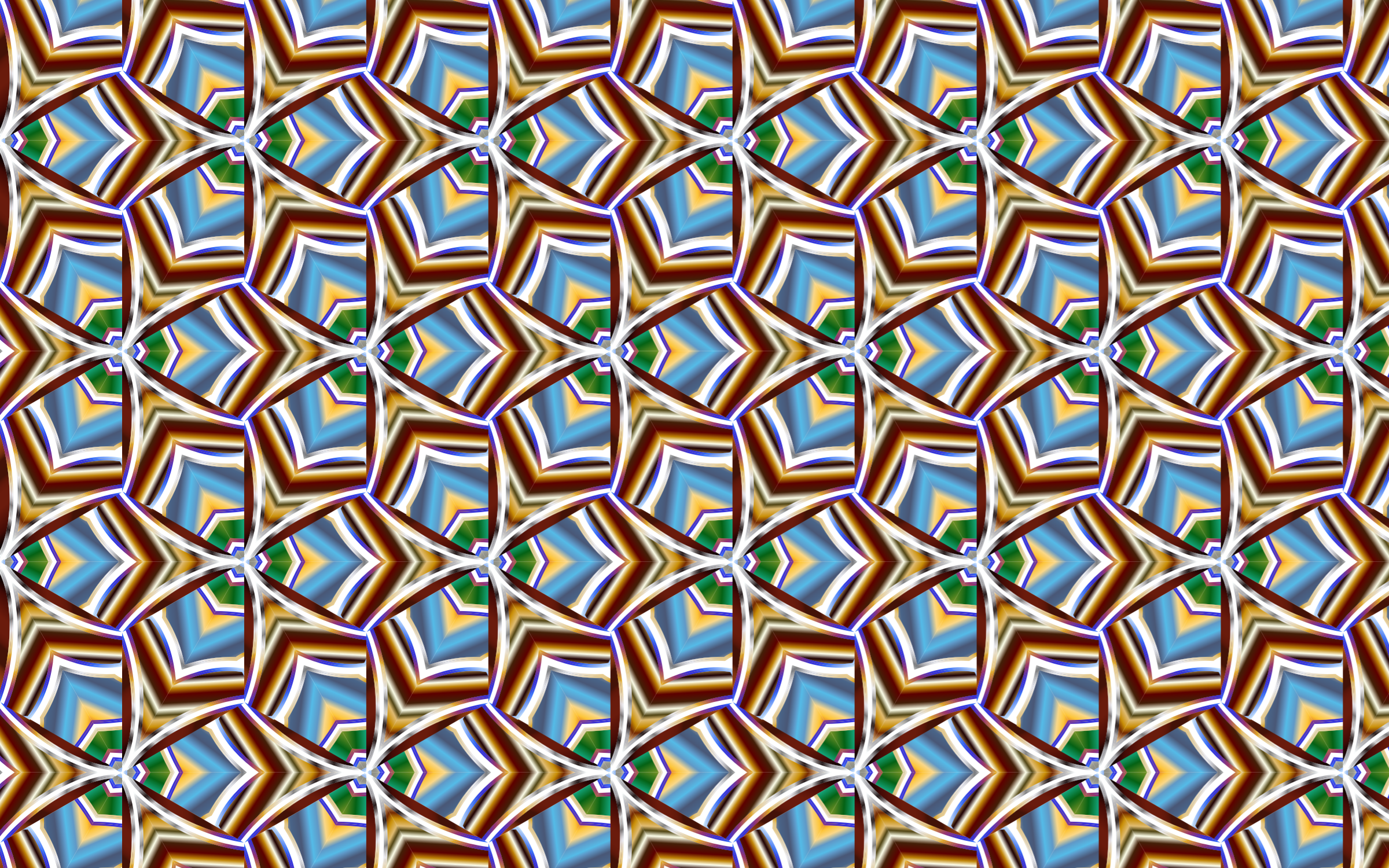 Seamless Pattern 16 by GDJ
