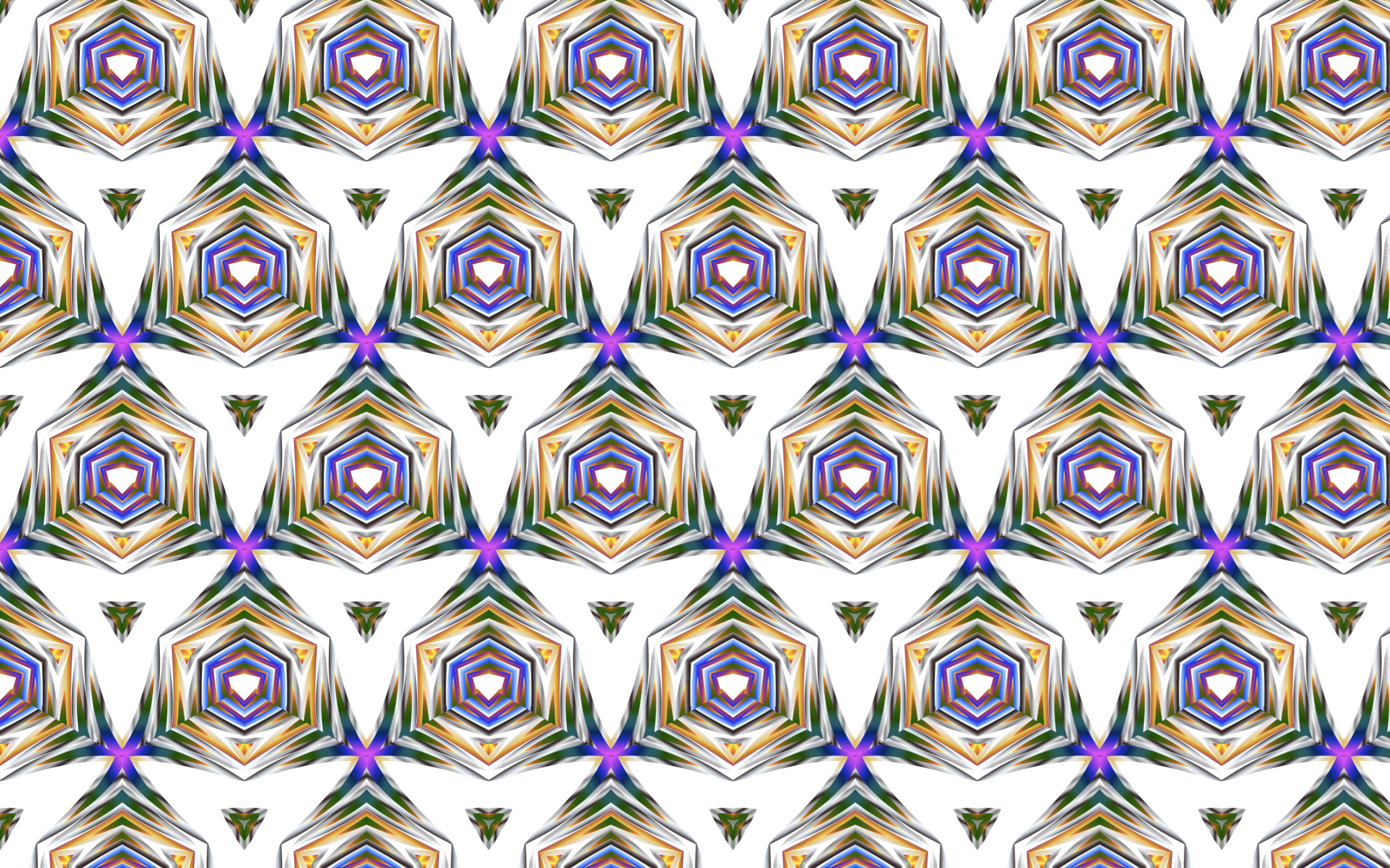 Seamless Pattern 30 by GDJ