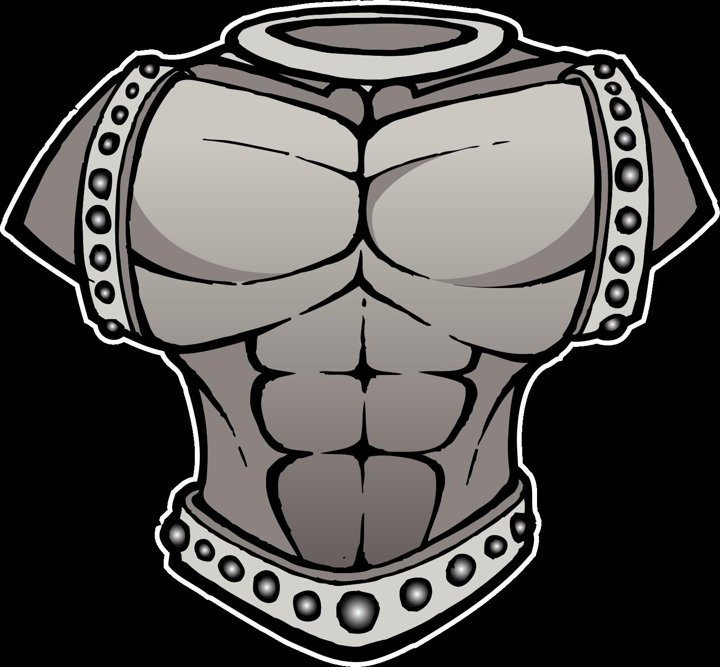 Clipart Raseone Armor 1