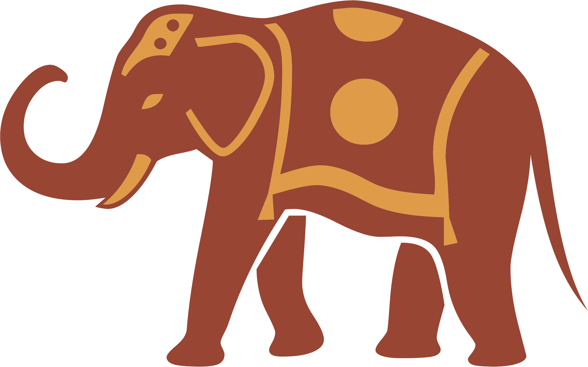 microsoft clip art elephant - photo #39