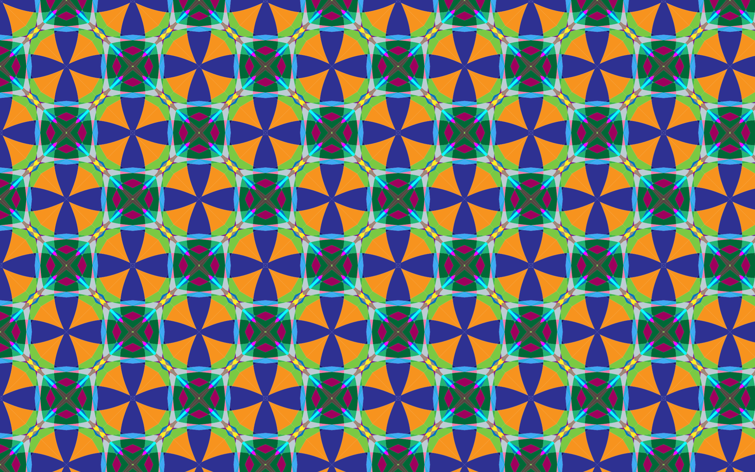 Seamless Pattern 37 by GDJ