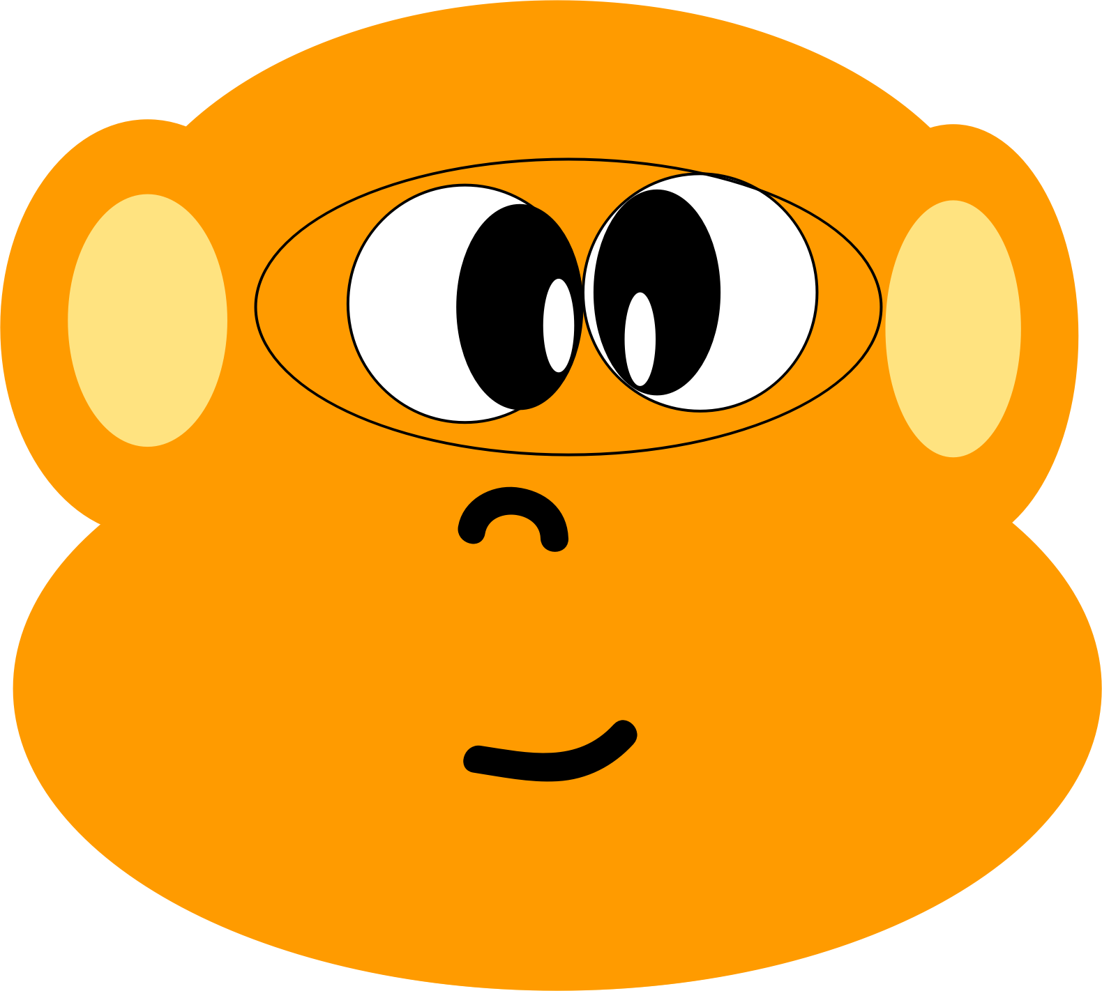 Log in | Sign Up Upload Clipart: https://openclipart.org/detail/225357/Monkey