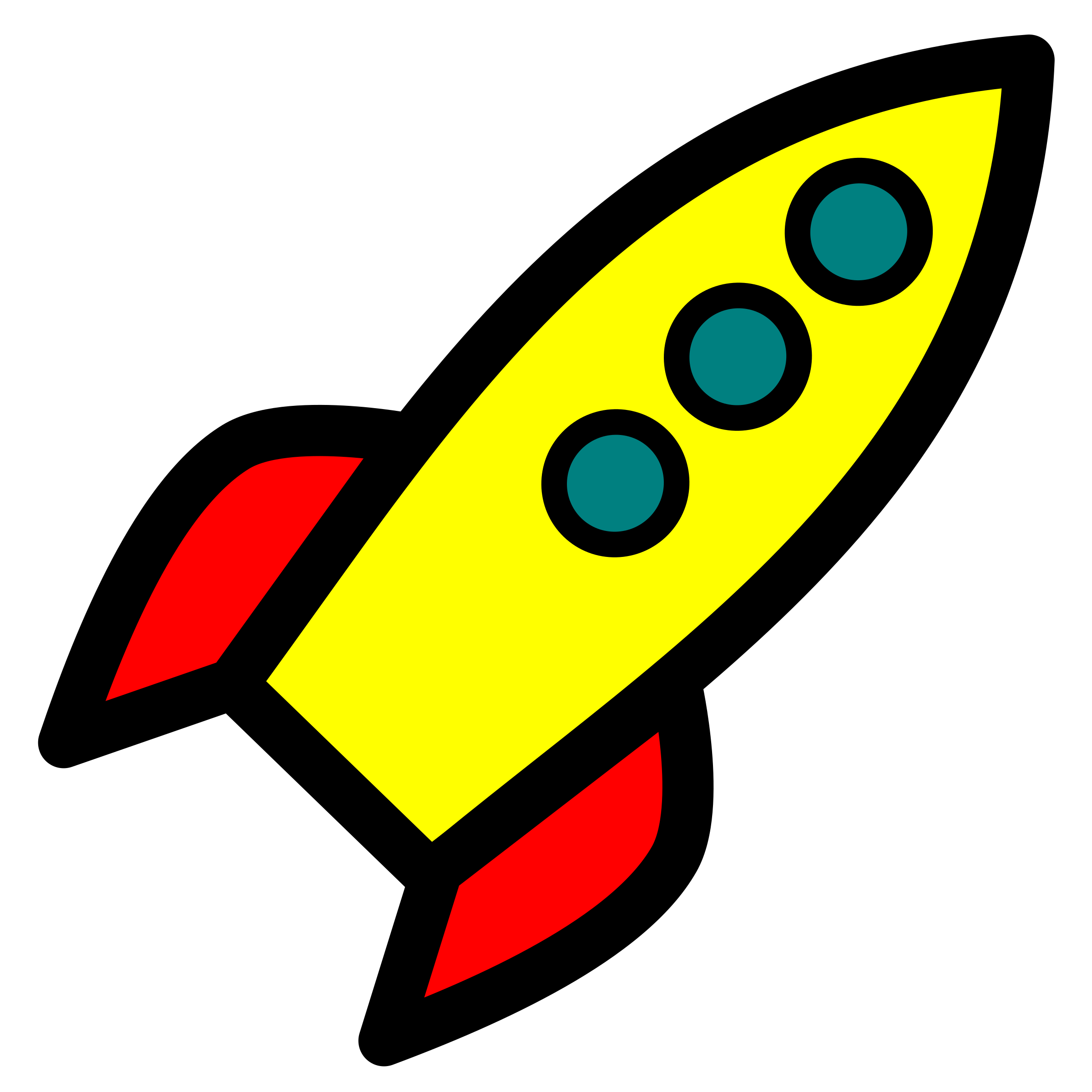 Rocket icon by pitr