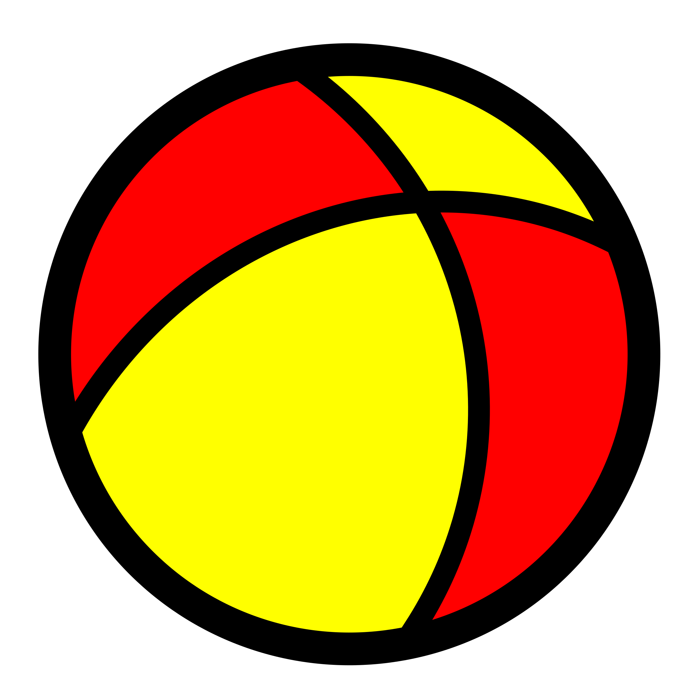 Ball icon by pitr