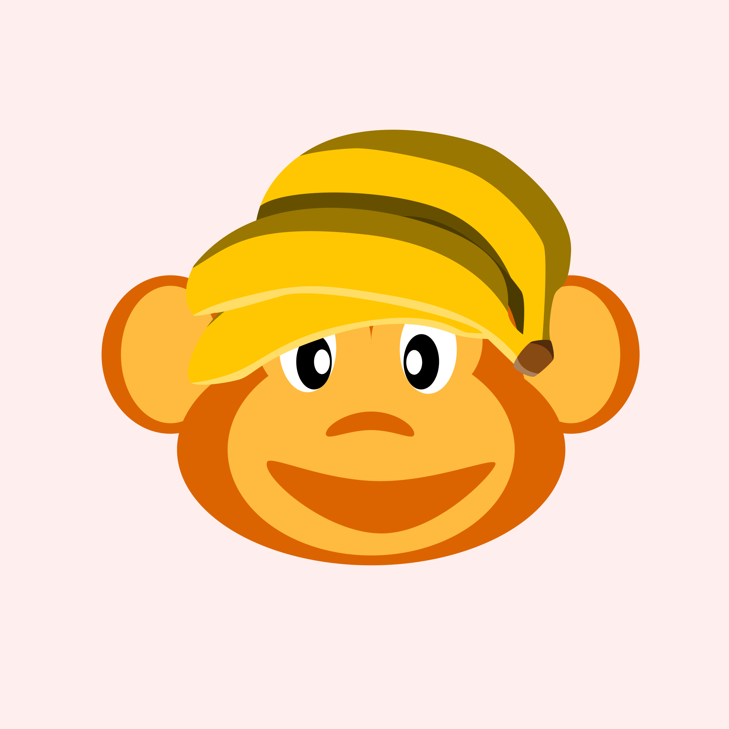 Happy-monkey-with-banana by yamachem