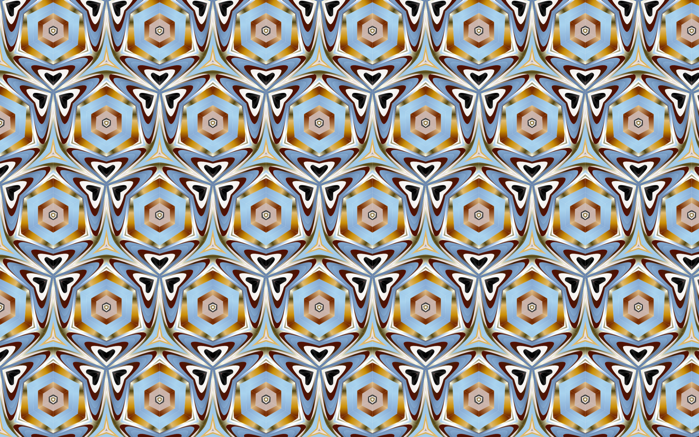 Seamless Pattern DailySketch58 5 by GDJ