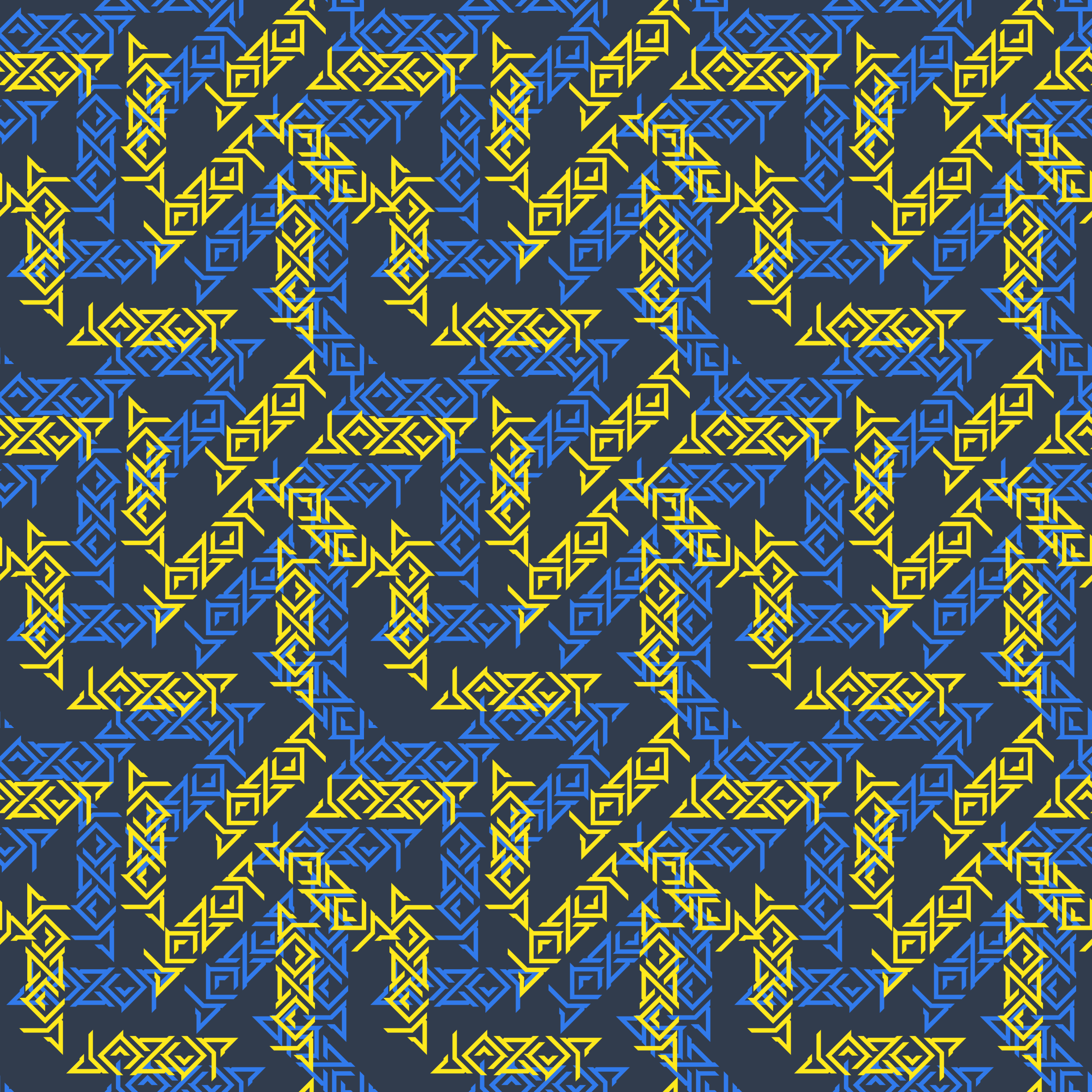 tileable tag pattern 3 by Lazur URH