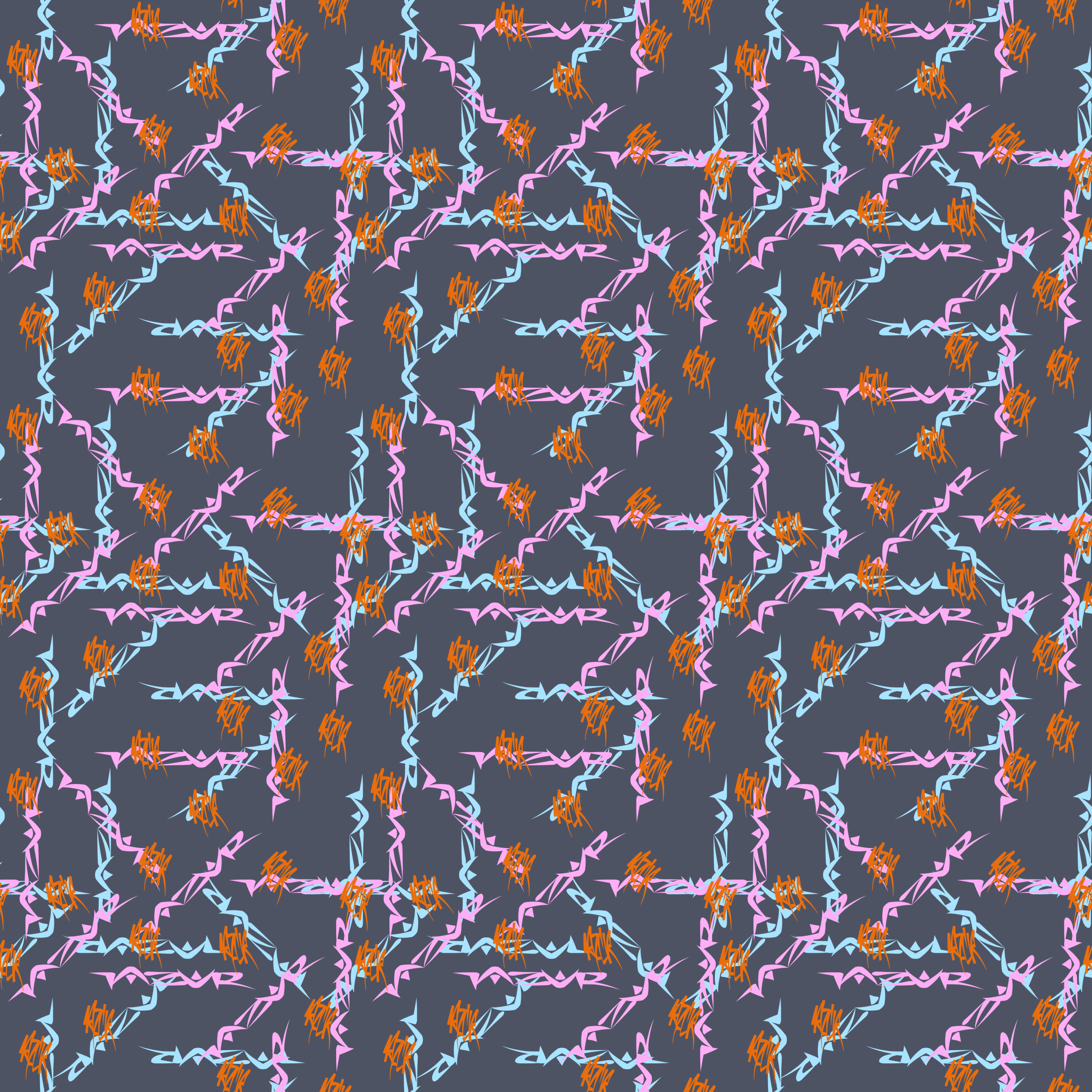tileable tag pattern 5 by Lazur URH