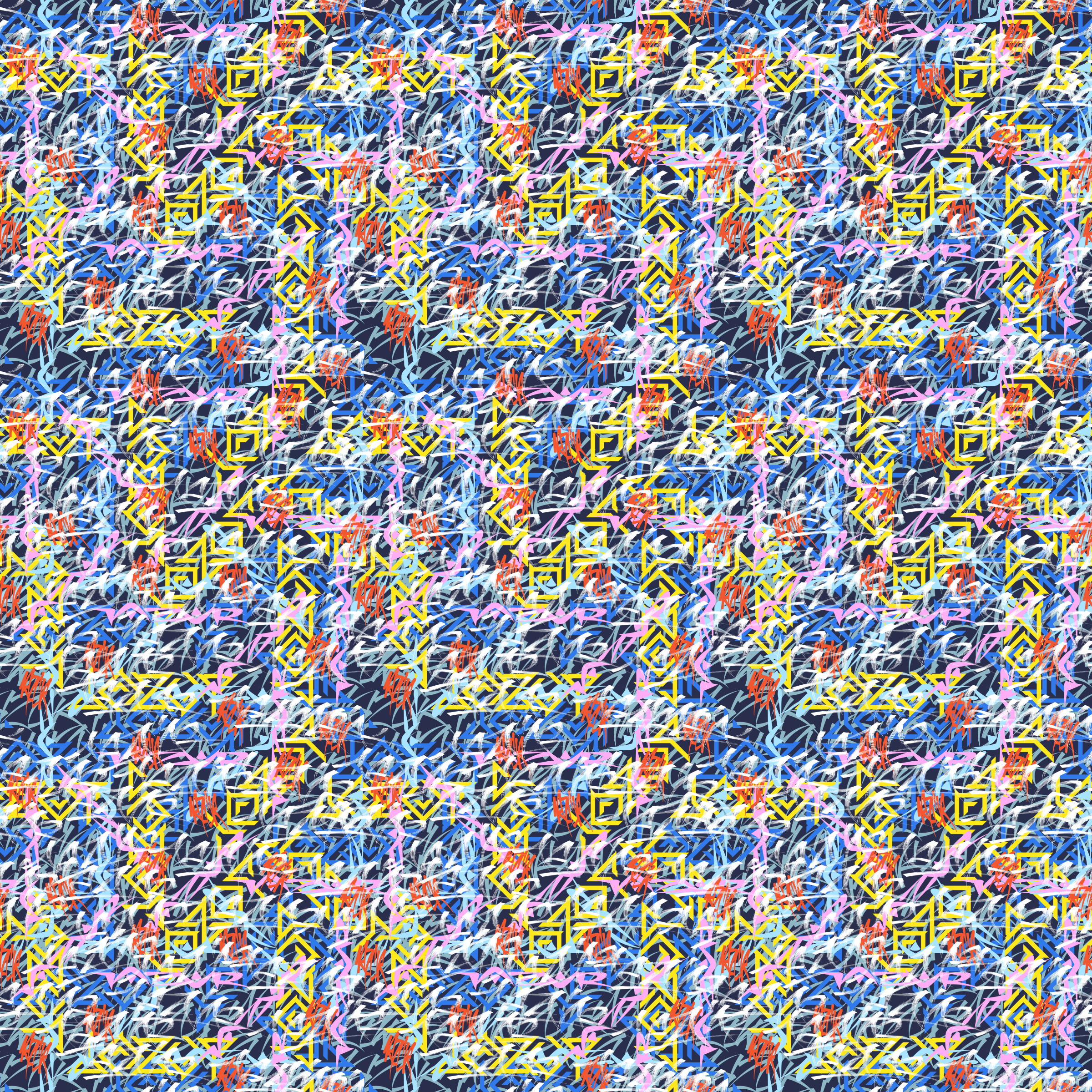 tileable tag pattern 6 by Lazur URH