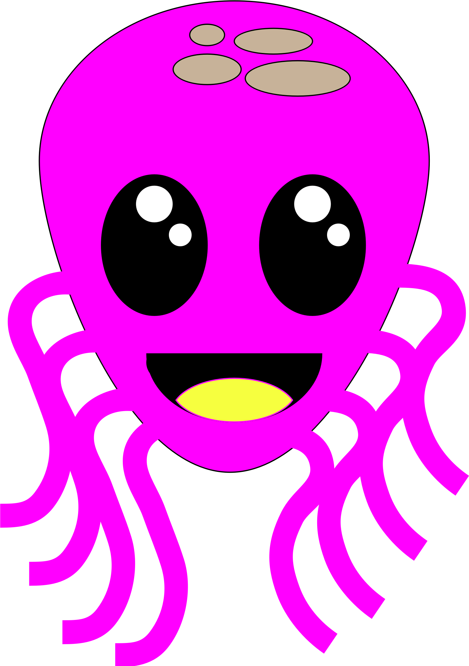 Octopus by carson.tks02