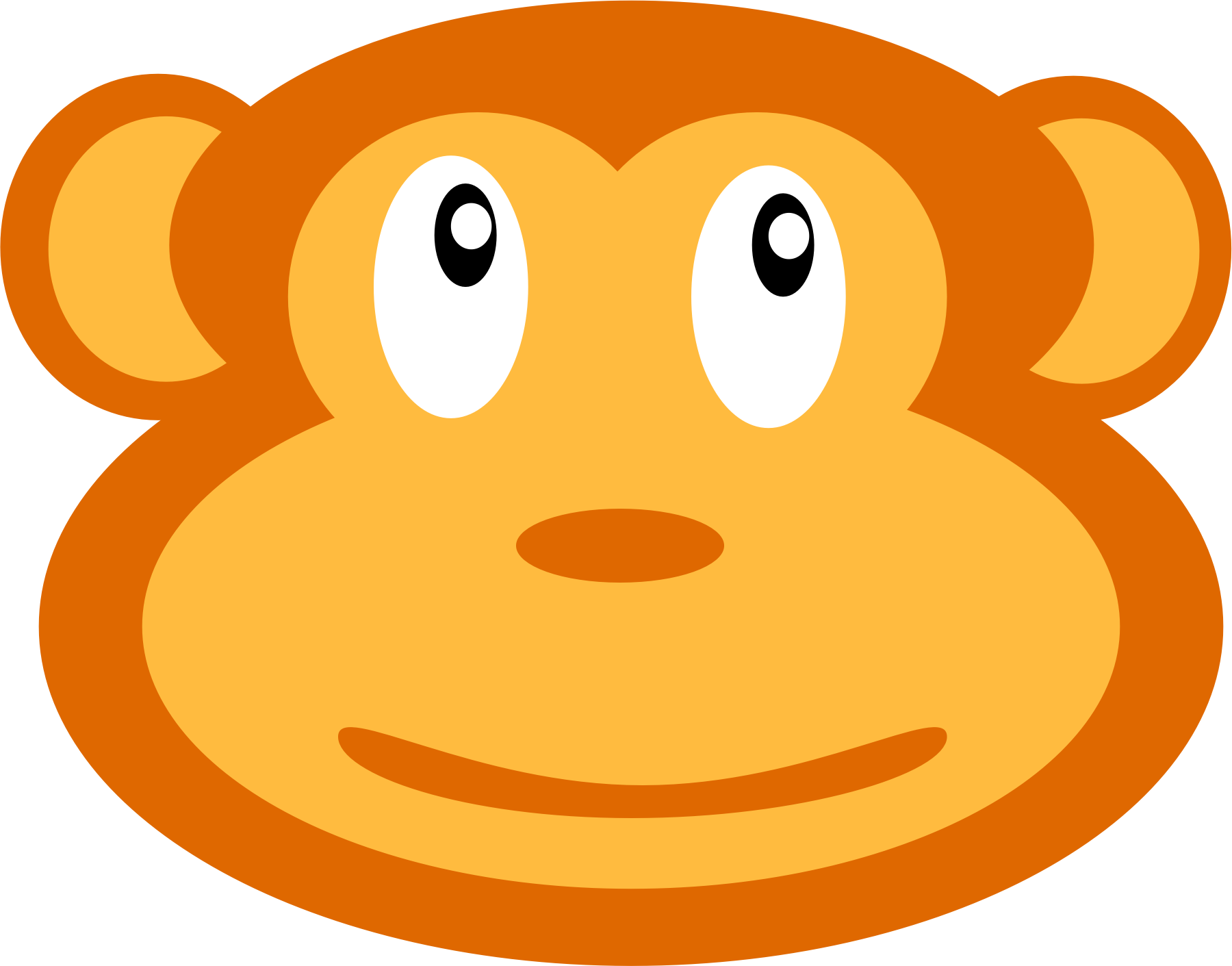 Monkey by dillonphang