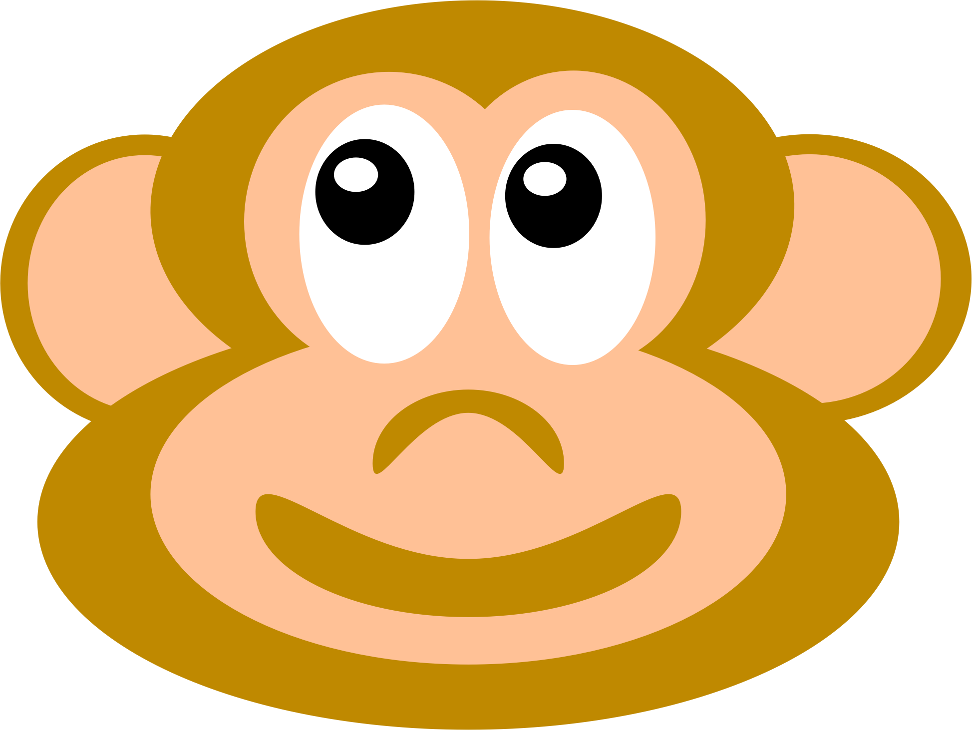 Monkey by brianchan2002