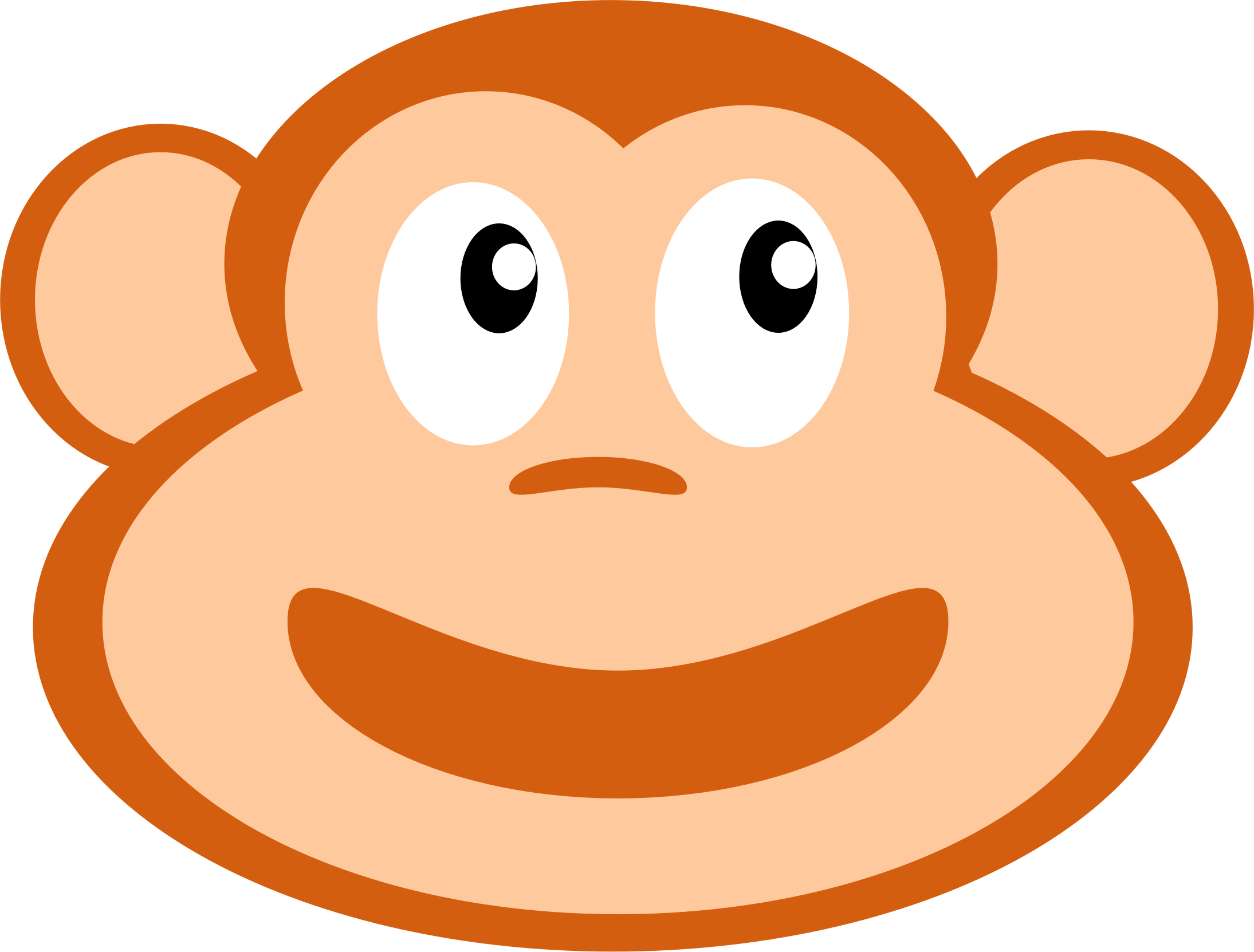 Monkey by kingsleyernestfoong
