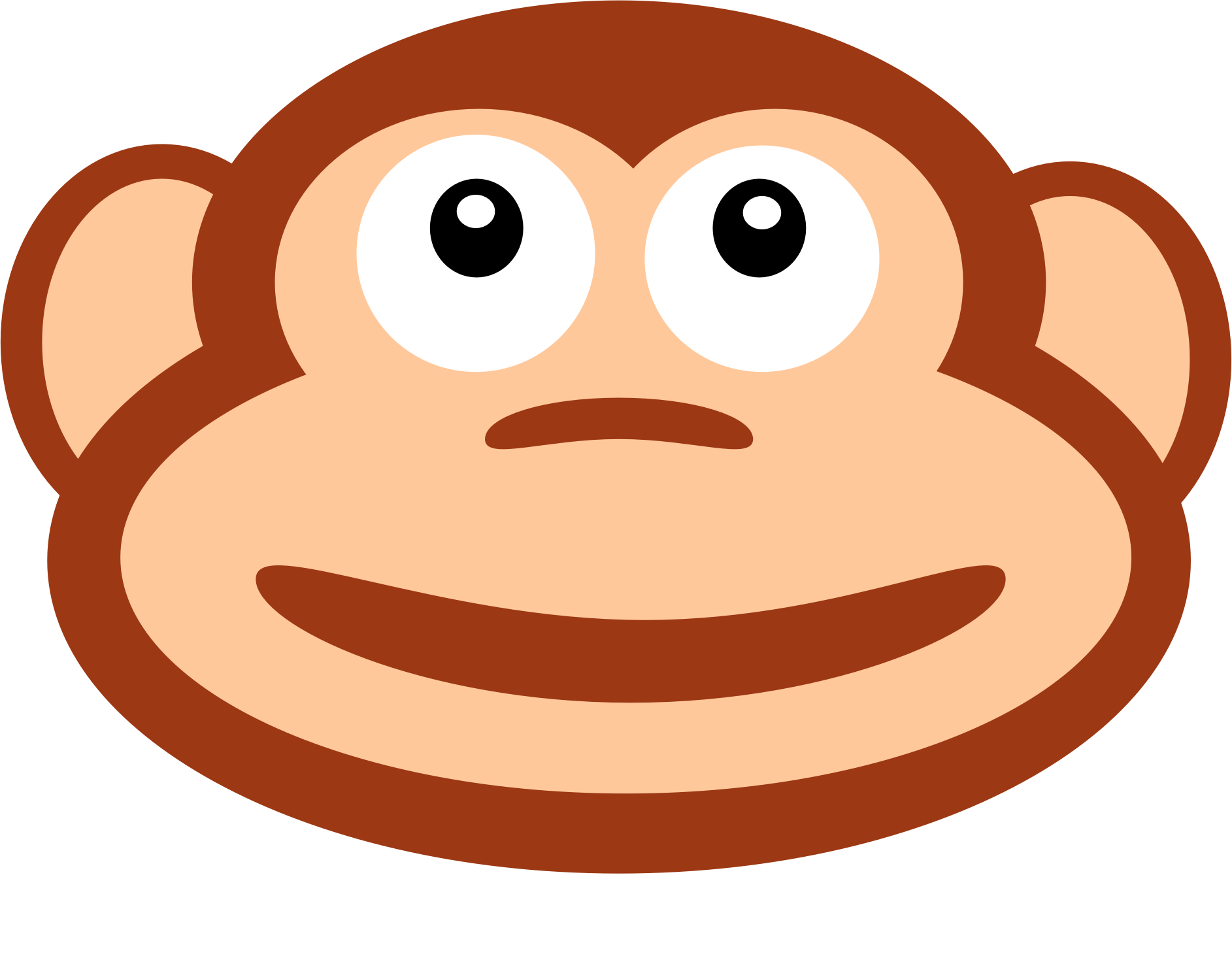Monkey by captainblong