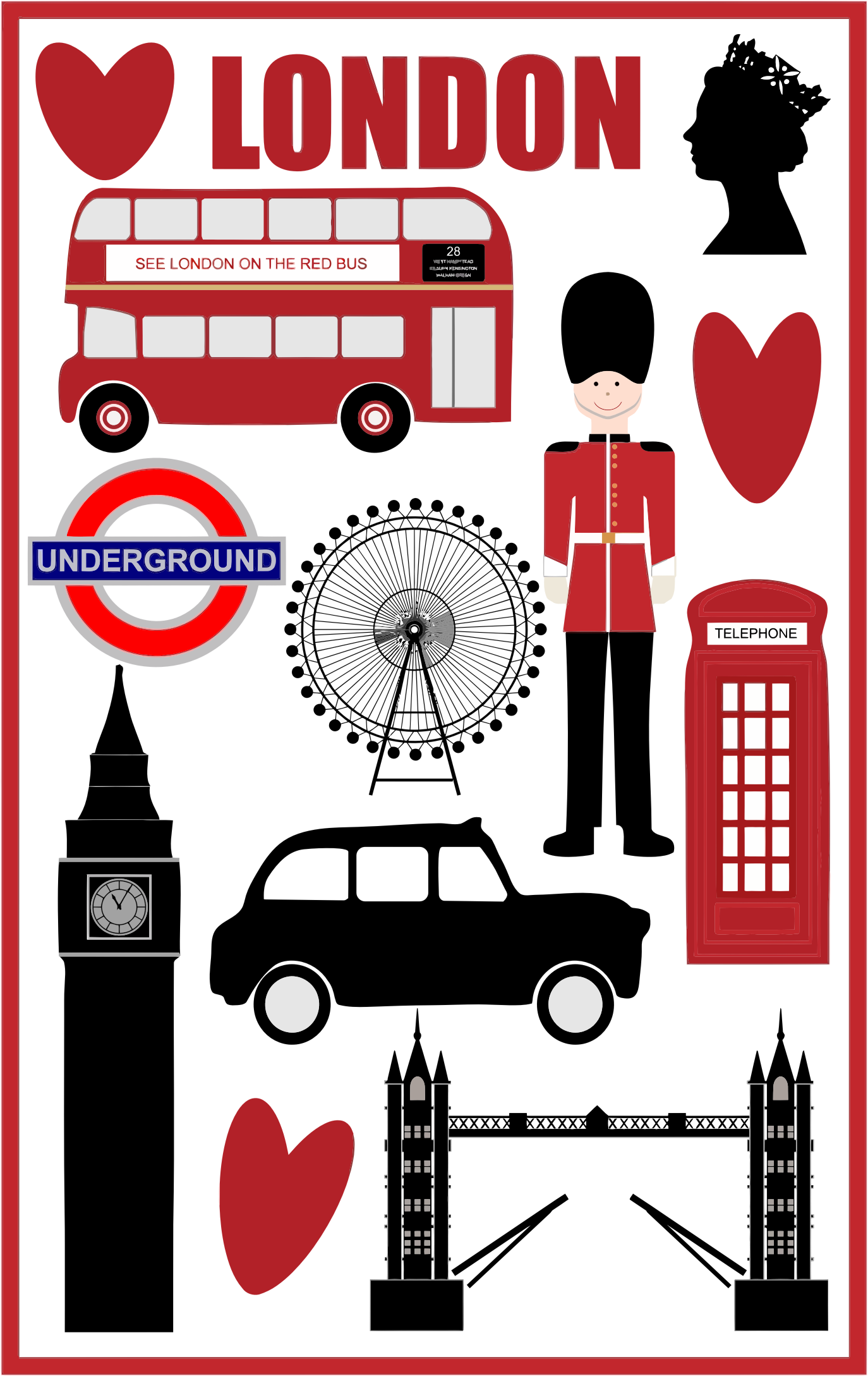 Love London by GDJ