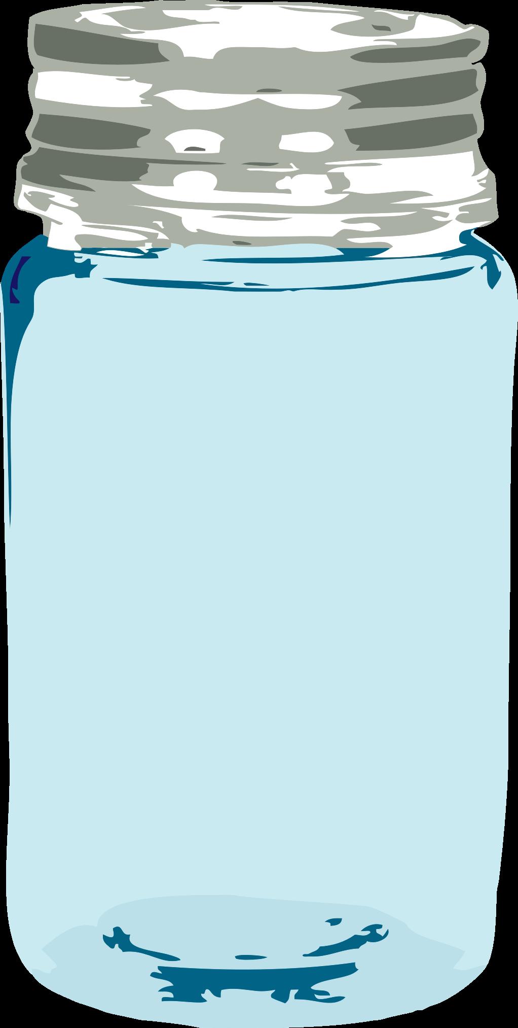 Clipart - Glass Jar