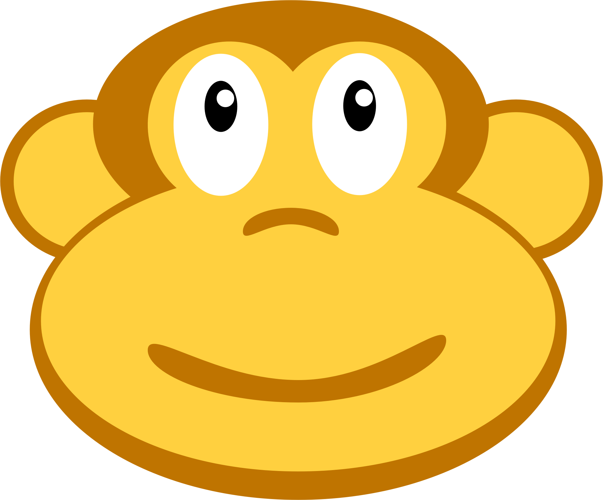 Monkey by helljumper1904